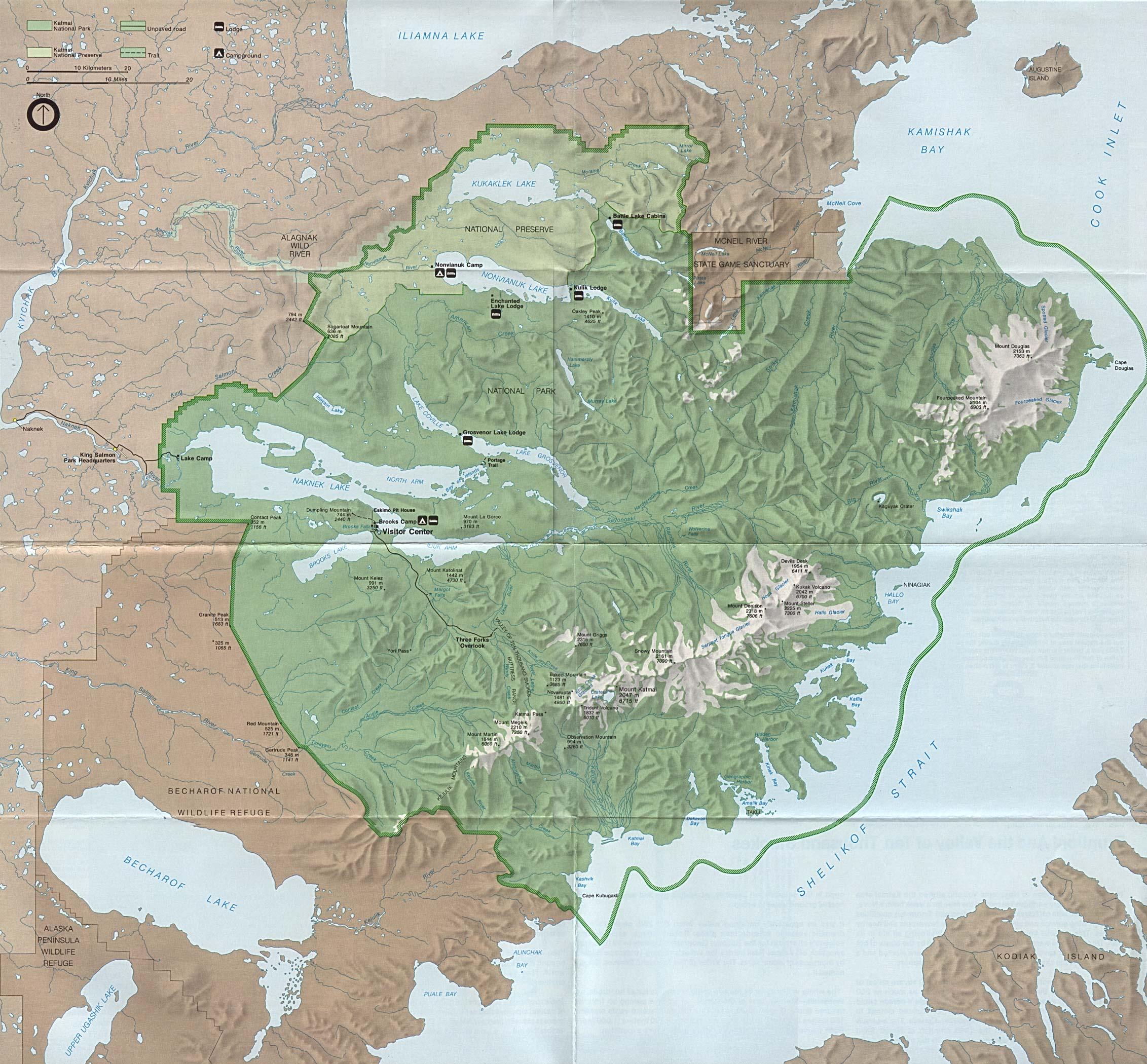 Alaska Maps - Perry-Castañeda Map Collection - UT Liry Online on