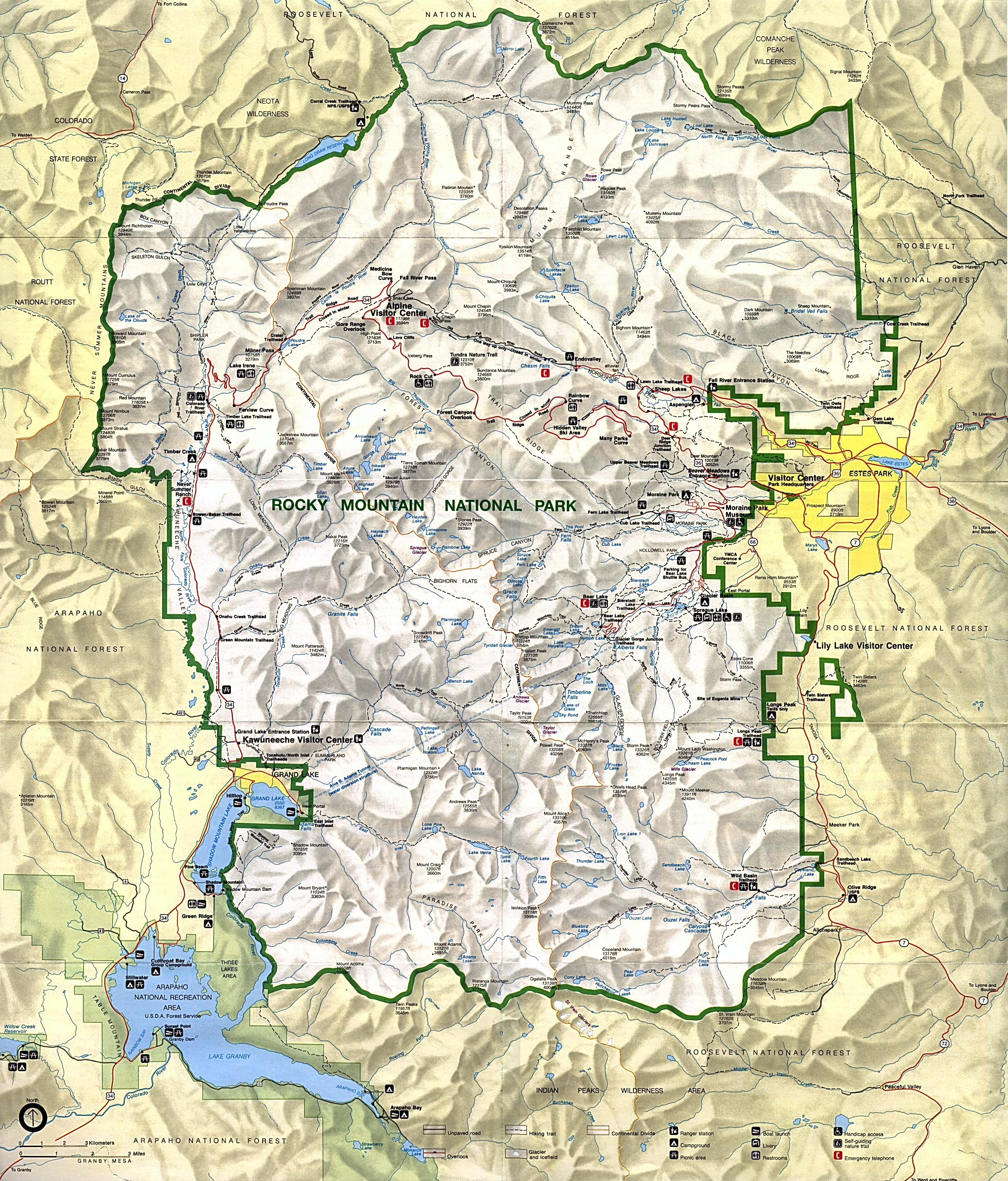 Map Of Colorado A Source For All Kinds Of Maps Of Colorado - State of colorado map