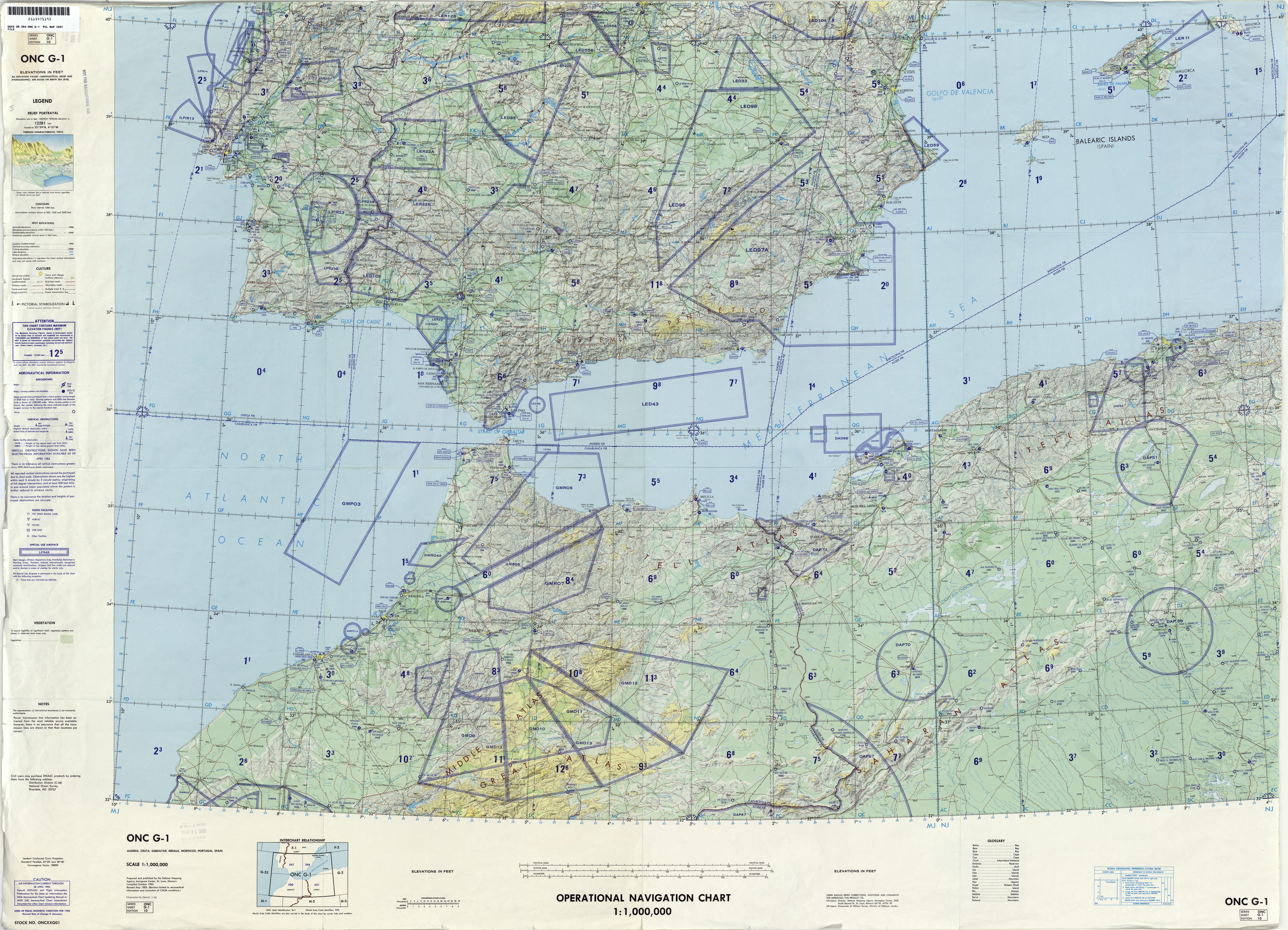 Spain Ceuta And Melilla Ceuta Gibraltar Melilla