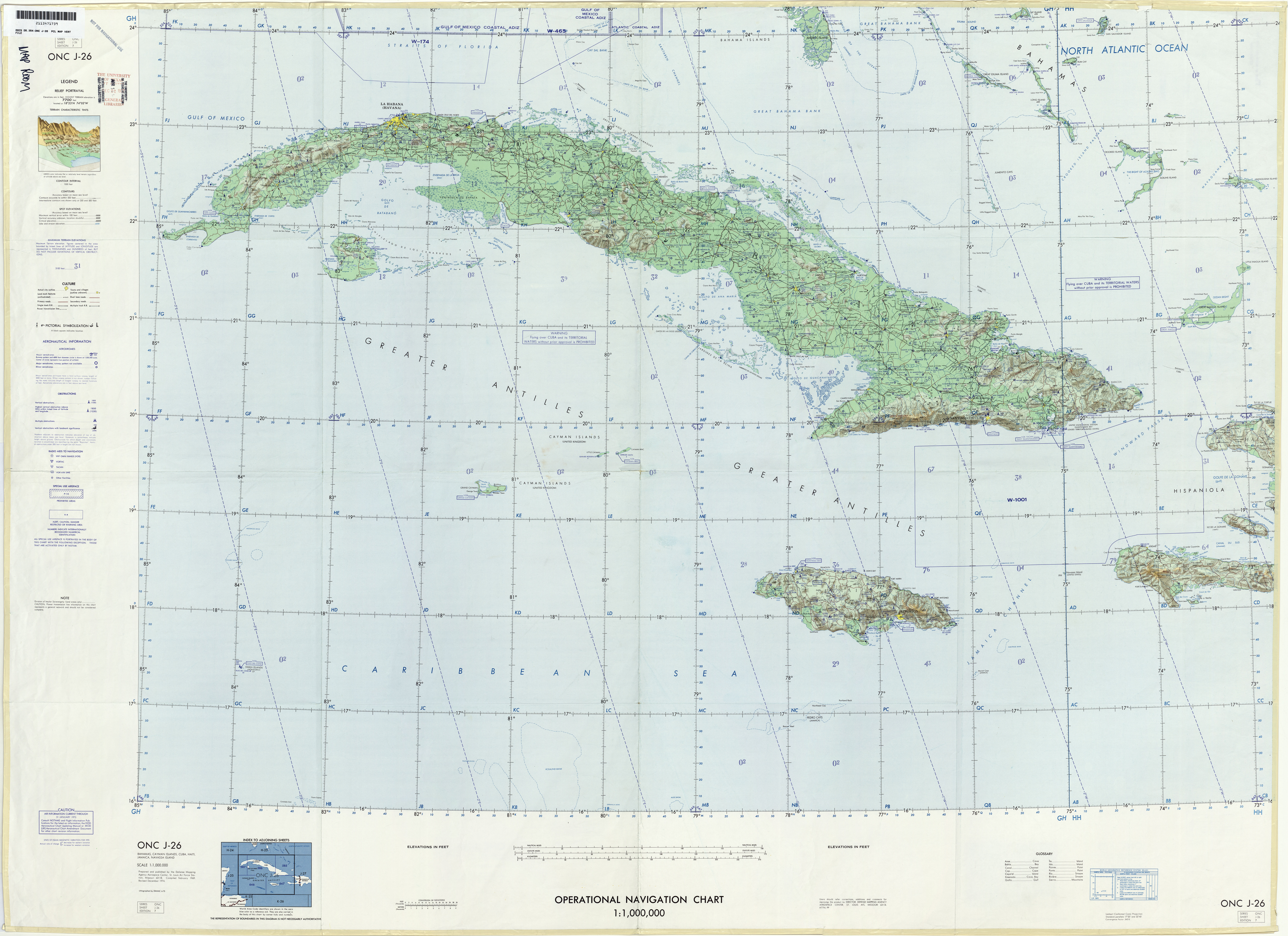 Jamaica Maps PerryCastañeda Map Collection UT Library Online - Jamaica On Us Map