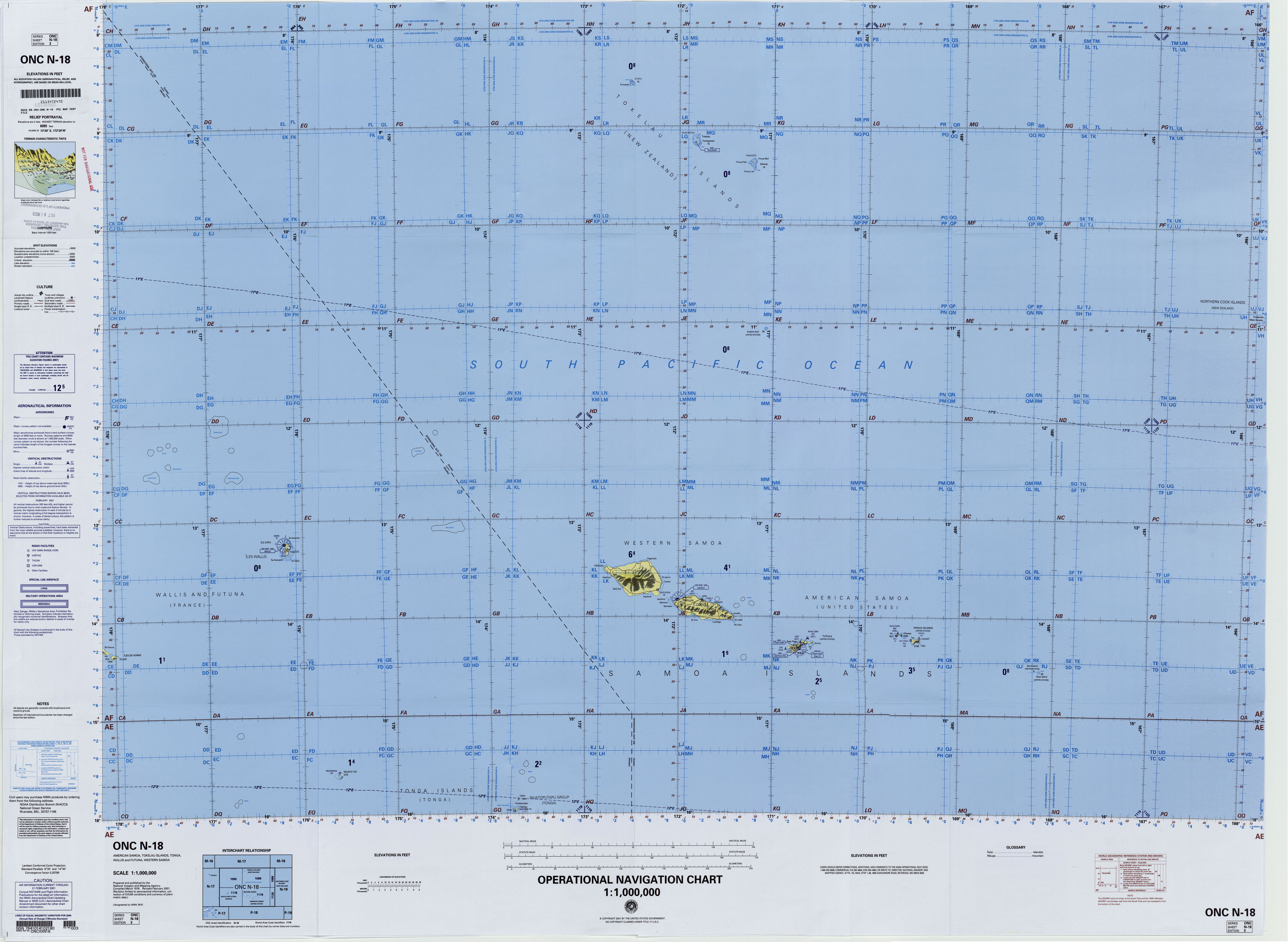 Samoa Maps - Perry-Castañeda Map Collection - UT Library Online