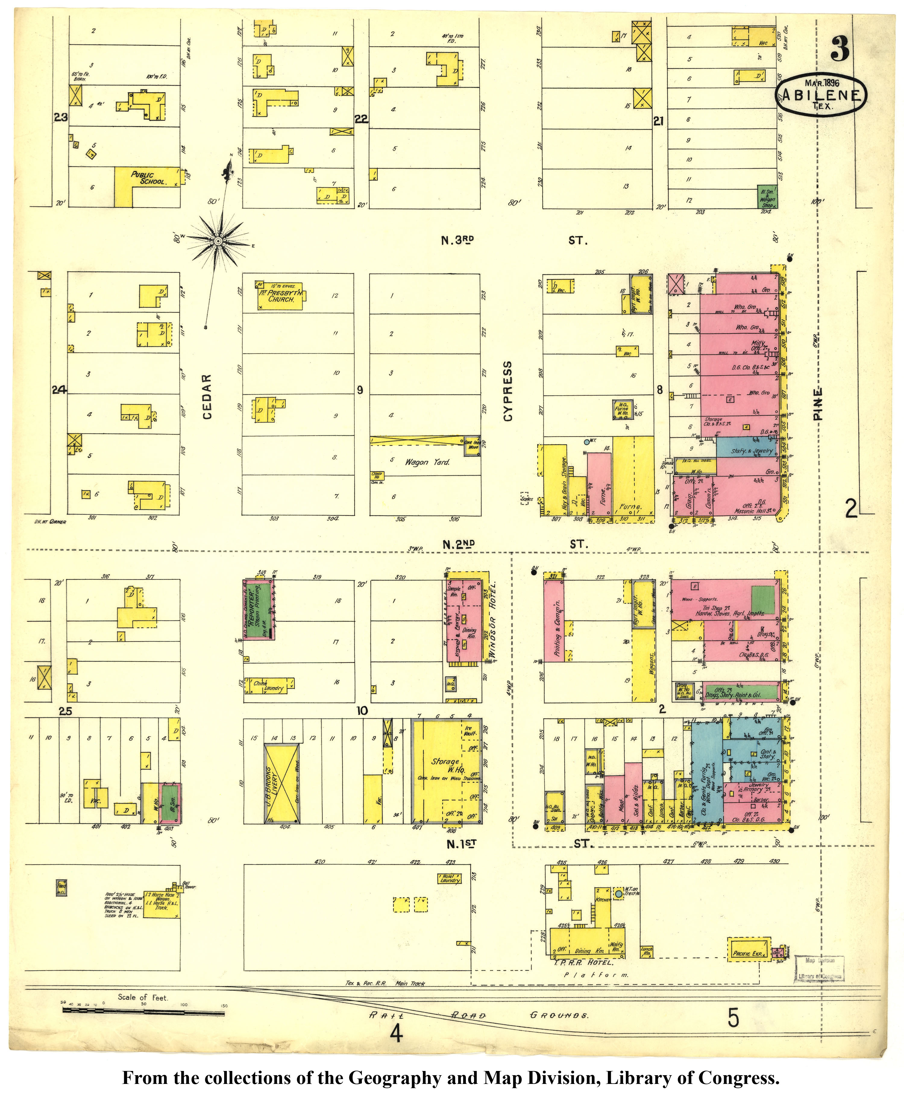 Sanborn Maps of Texas  PerryCastaeda Map Collection  UT