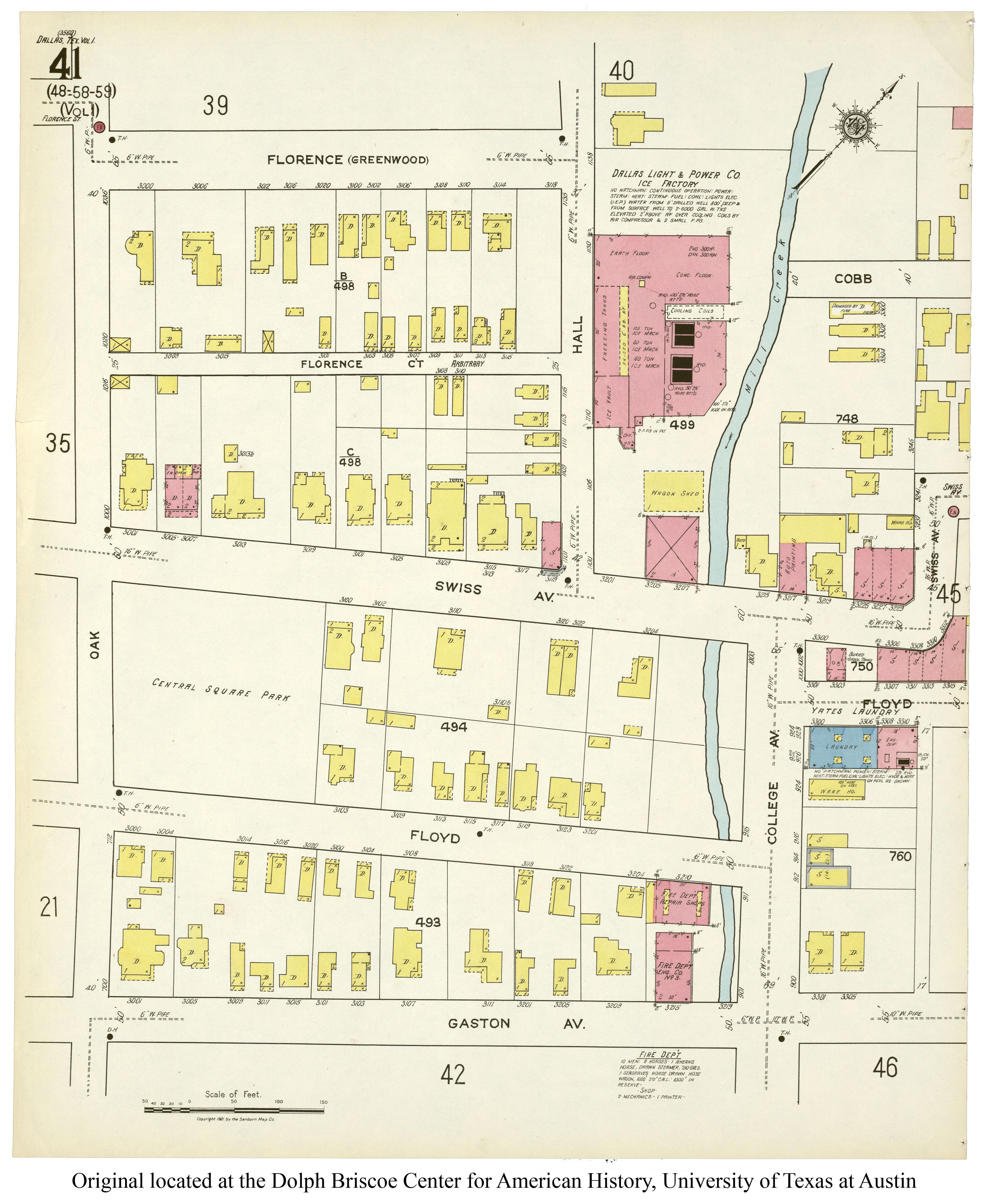 Deep ellum flashback dallas dallas fire stations 1901 aiddatafo Choice Image