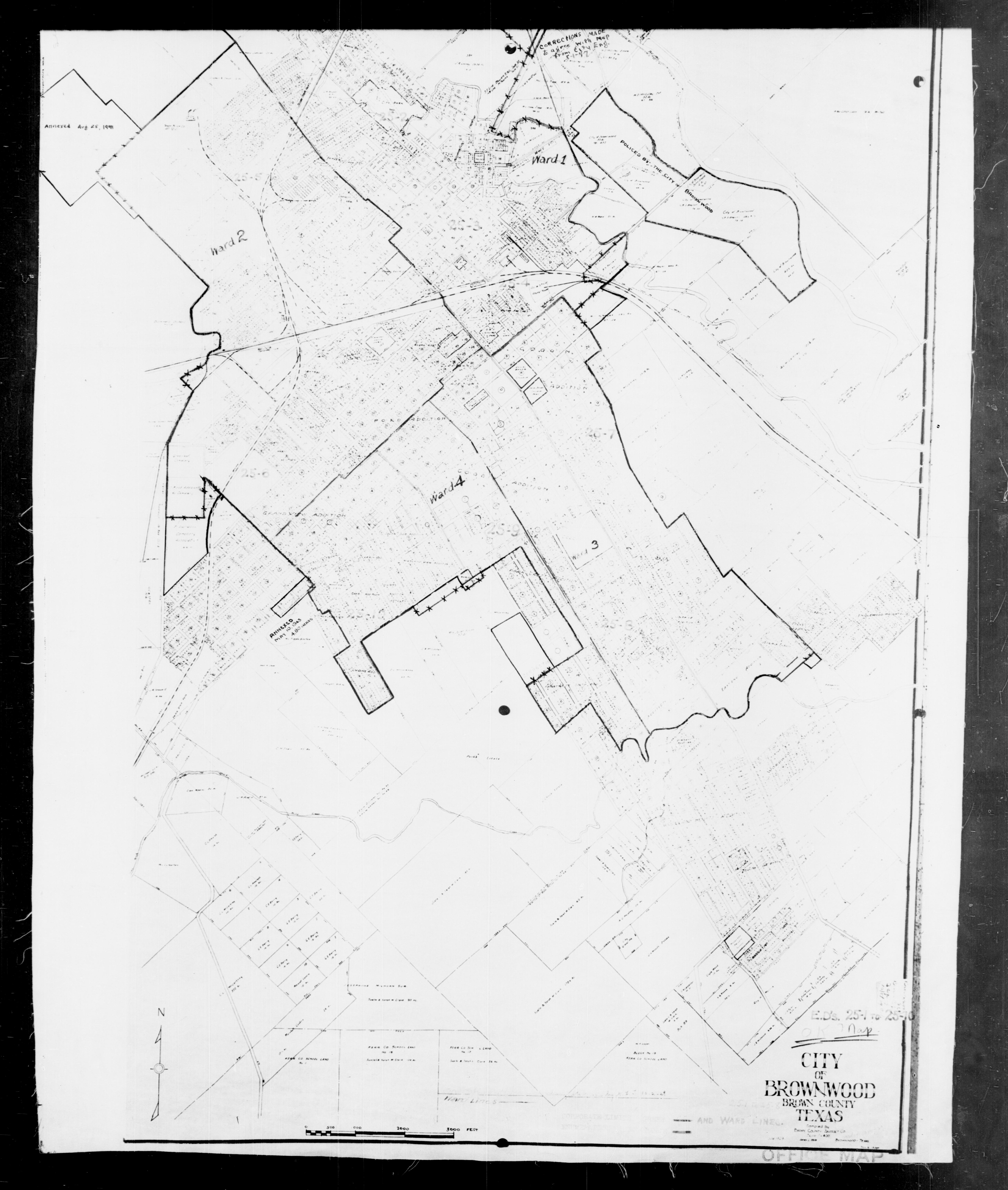 Coloriage Fleur Ms.1940 Census Texas Enumeration District Maps Perry Castaneda Map