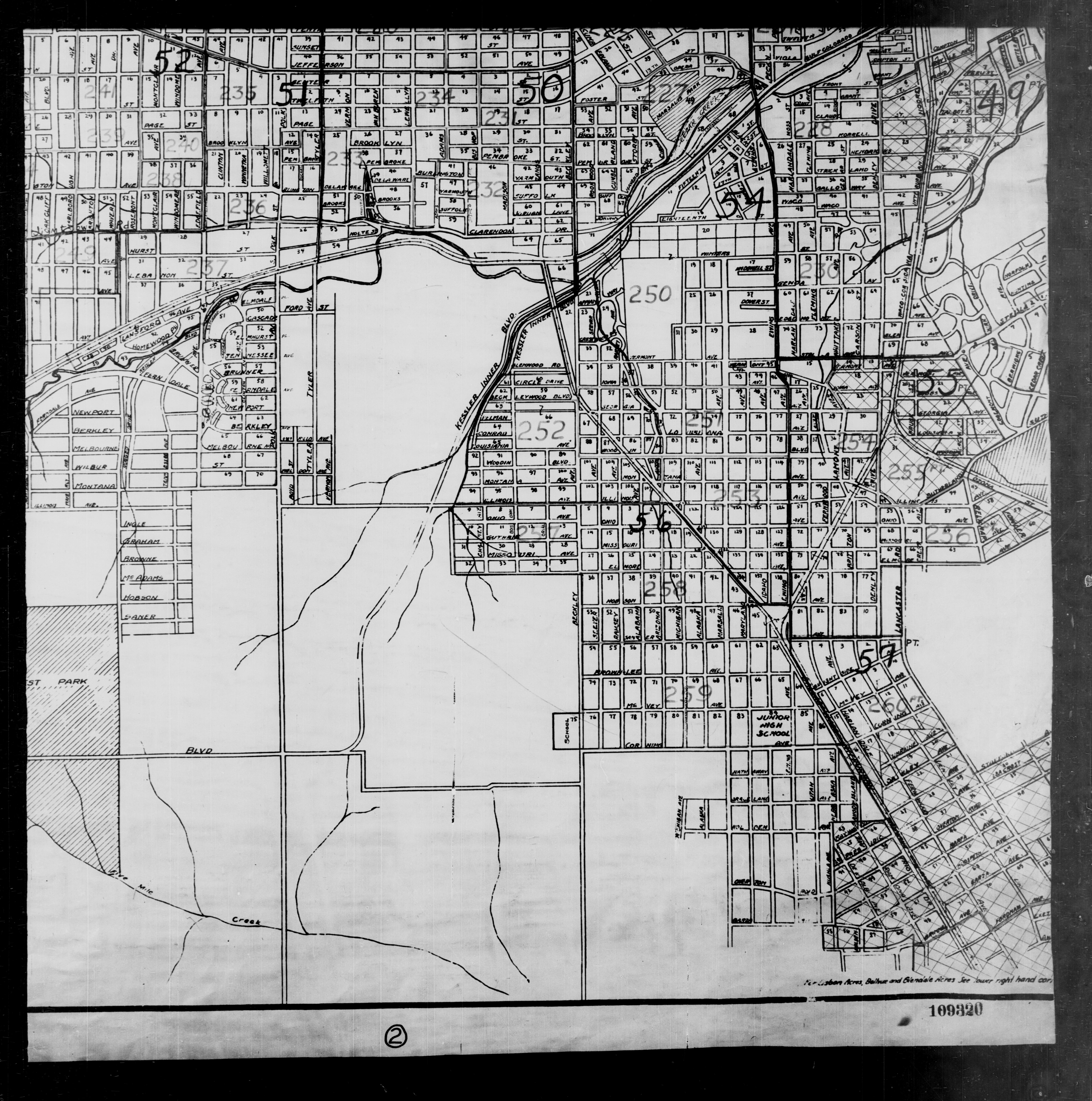 census texas enumeration district maps perry castaneda map  1940 census enumeration district maps texas
