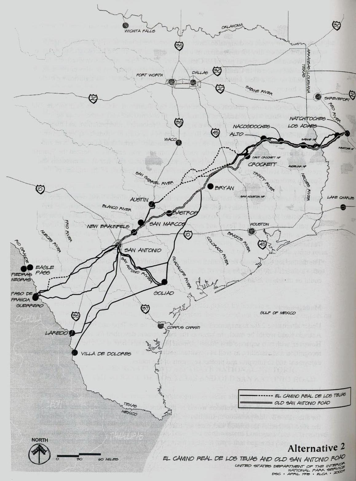 Texas State And National Park Maps PerryCastañeda Map - Map of colorado river in texas