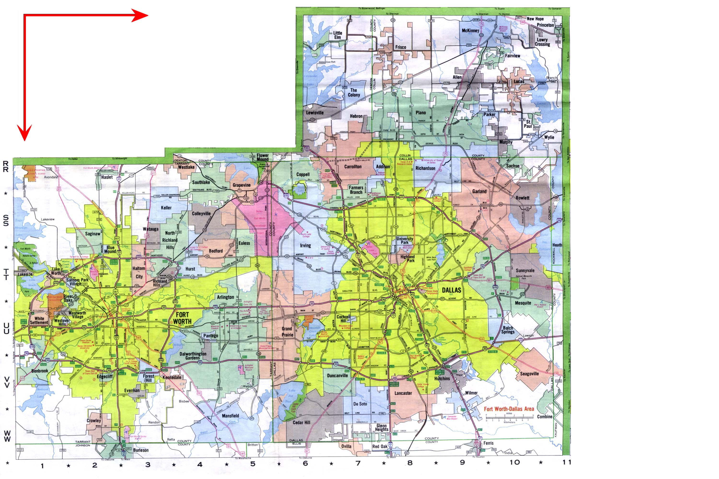 Huntsville Tx Zip Code Map.Texas City Maps Perry Castaneda Map Collection Ut Library Online