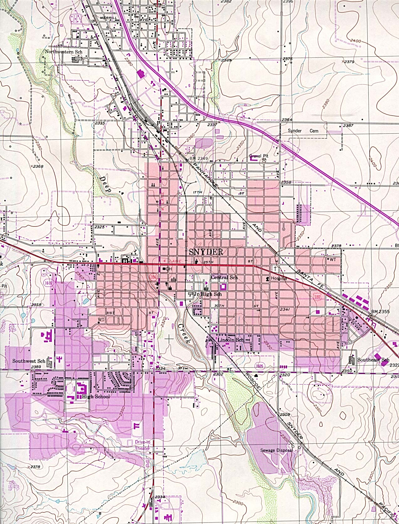 Texas City Maps - Perry-Castañeda Map Collection - UT ... on map whitehouse texas, angleton county texas, mammp angleton texas, map of new york, map of san antonio, texas map katy texas, map of zip code 77566,