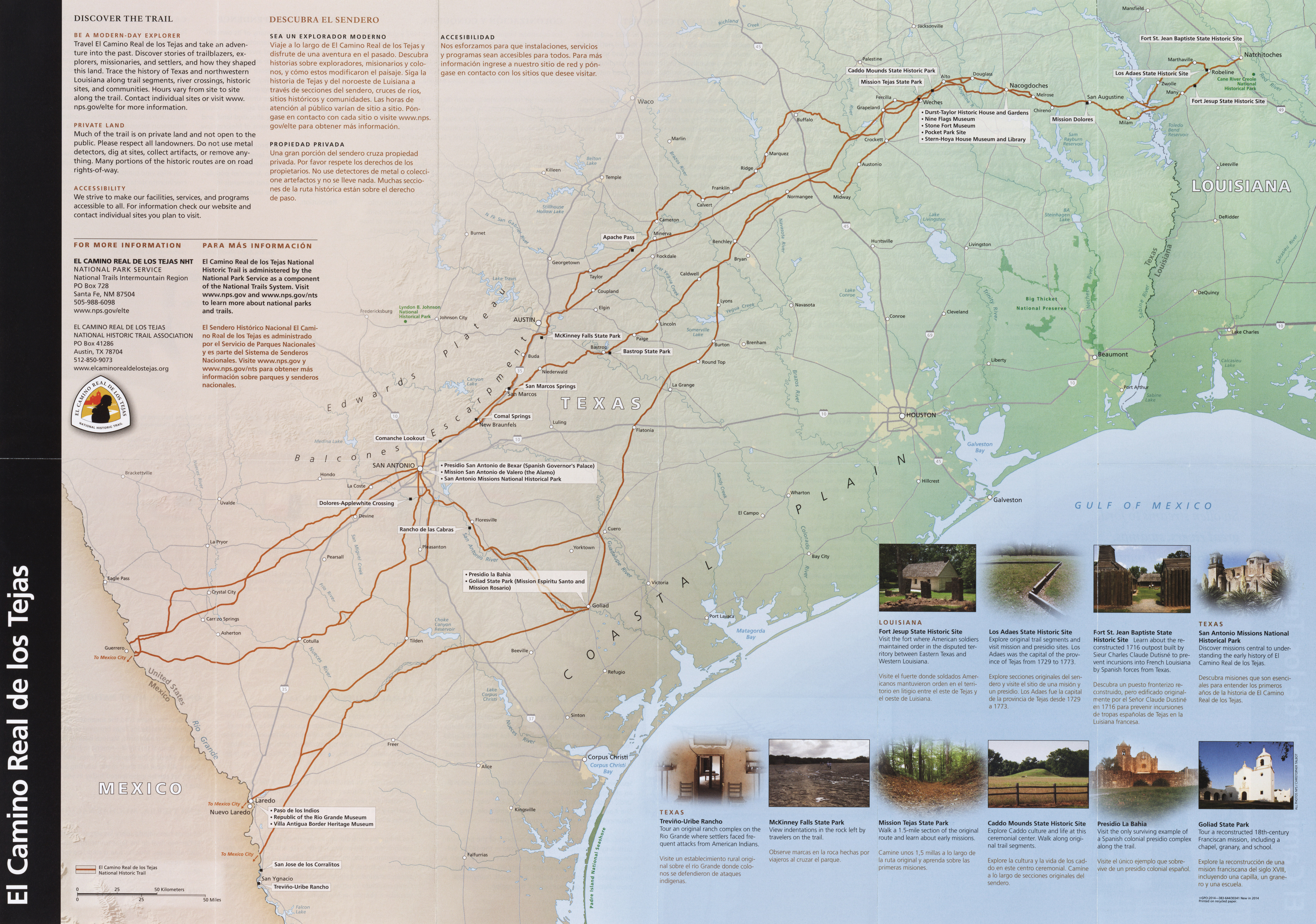Texas Maps PerryCastañeda Map Collection UT Library Online - Interactive map of us national and state parks