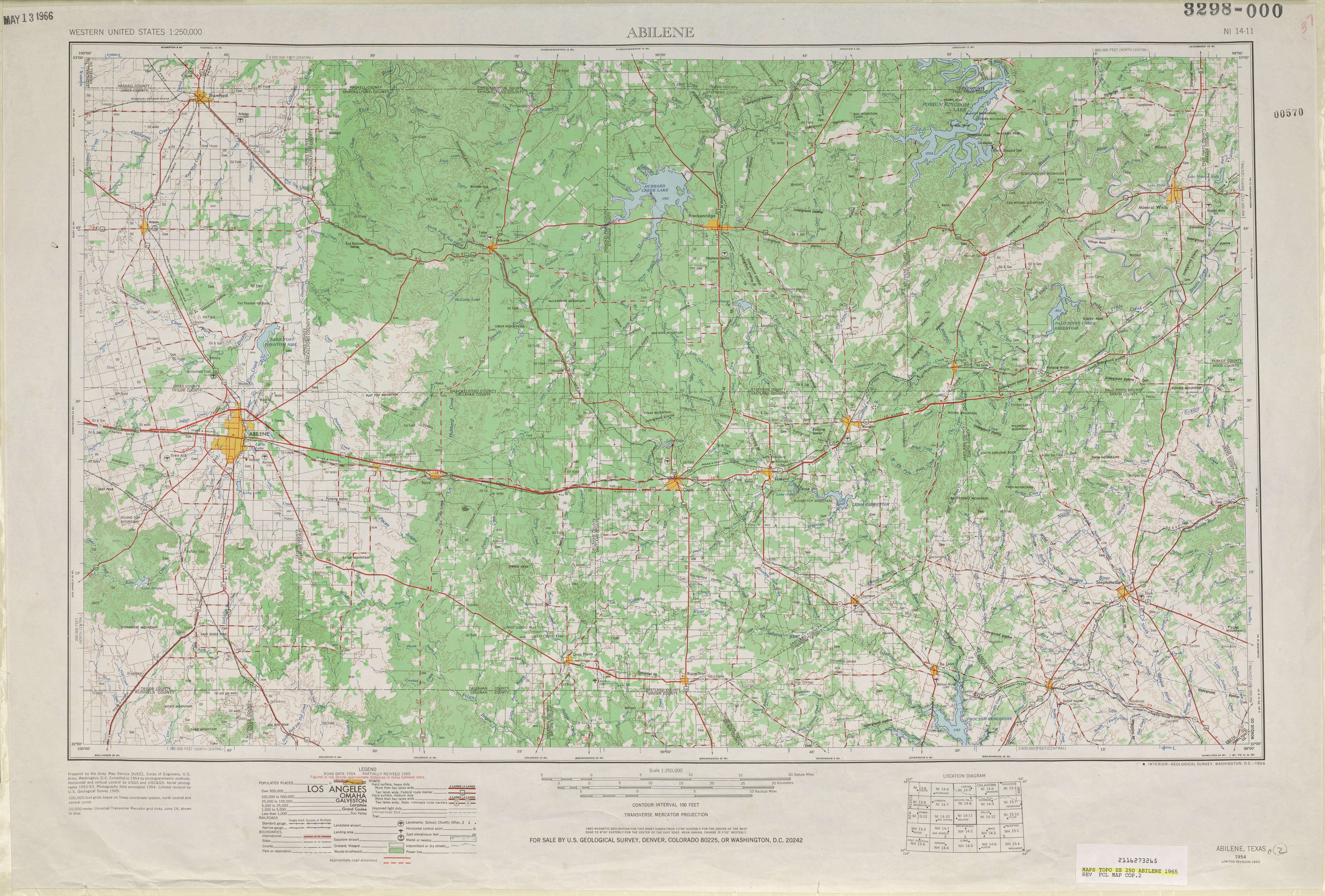 Texas Topographic Maps PerryCastañeda Map Collection UT - Us topographic maps online