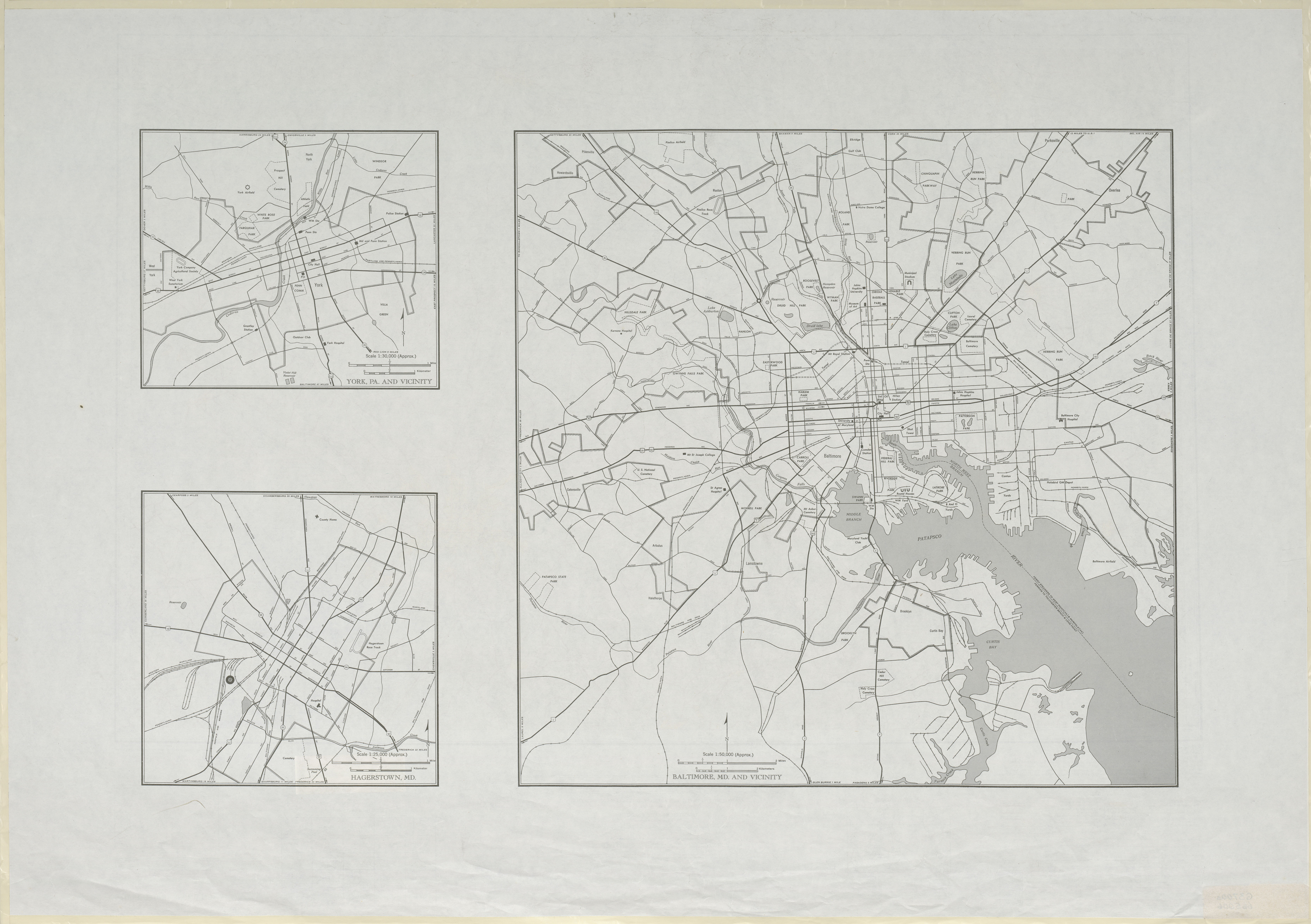 Maps United States Map Baltimore - Baltimore on the us map