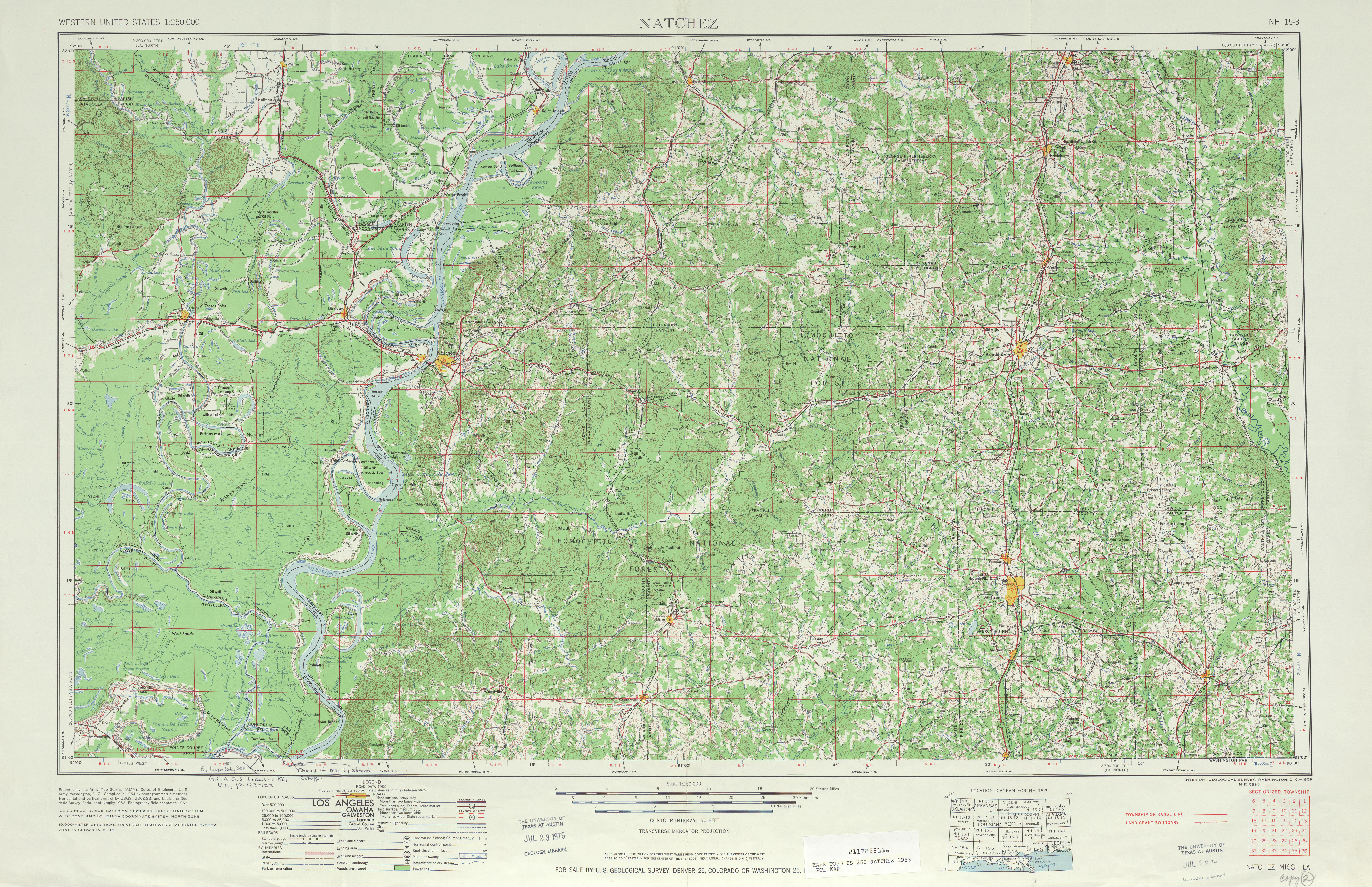 Mississippi Topographic Maps PerryCastañeda Map Collection UT - Where to buy us topo maps