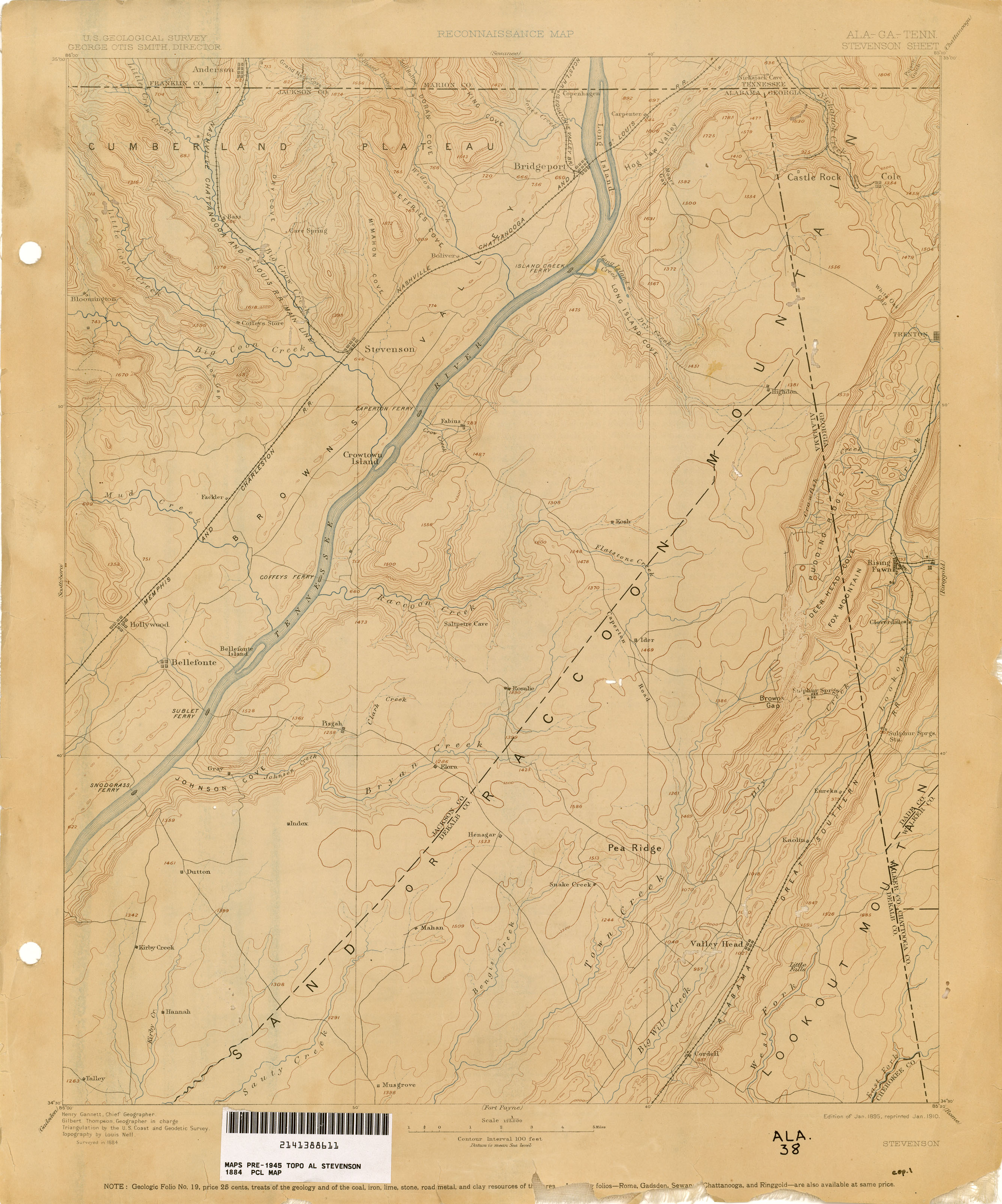 Georgia Historical Topographic Maps Perry Casta 241 Eda Map Collection Ut Library Online