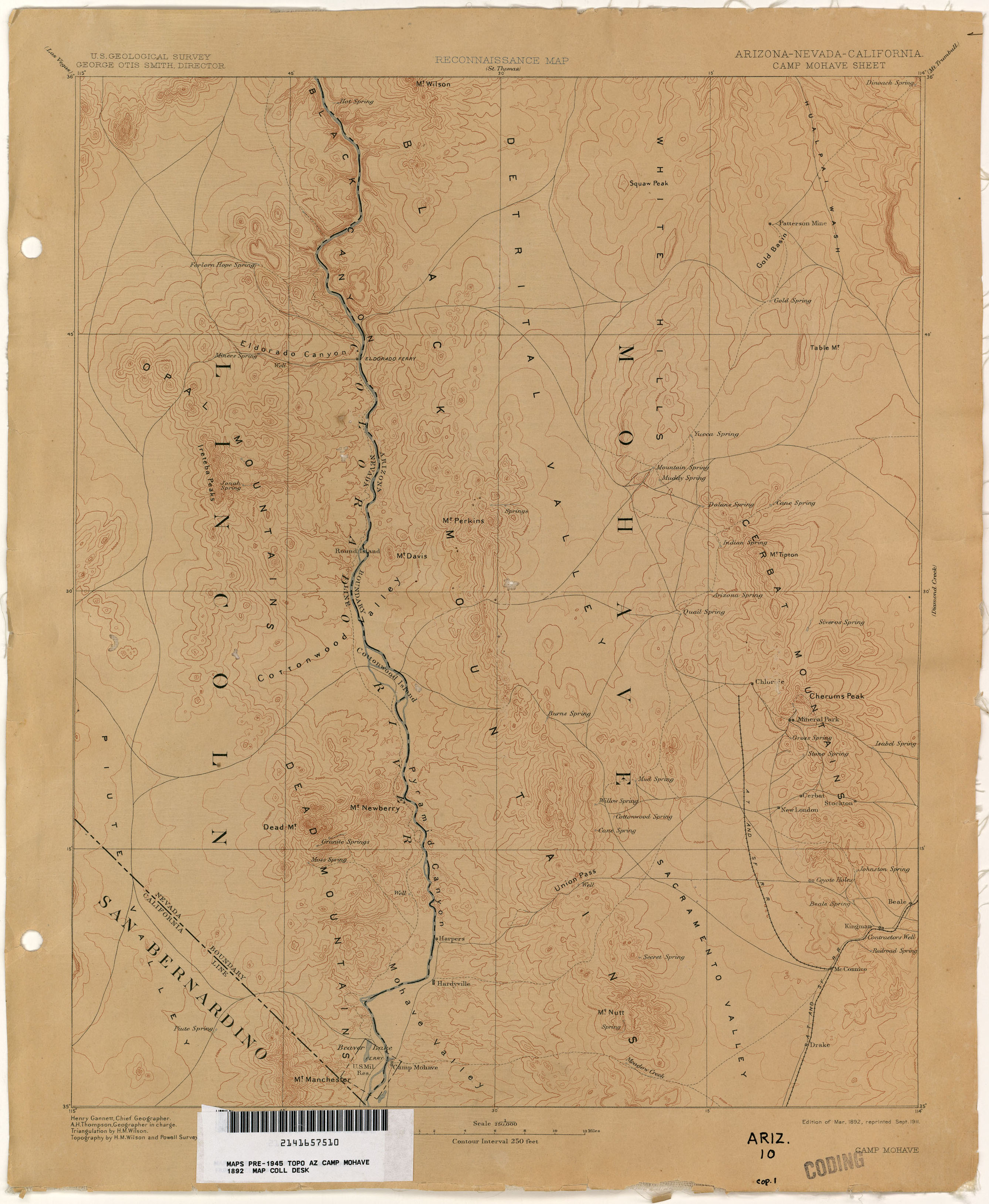 Map Of Arizona Historical Sites.Arizona Historical Topographic Maps Perry Castaneda Map Collection