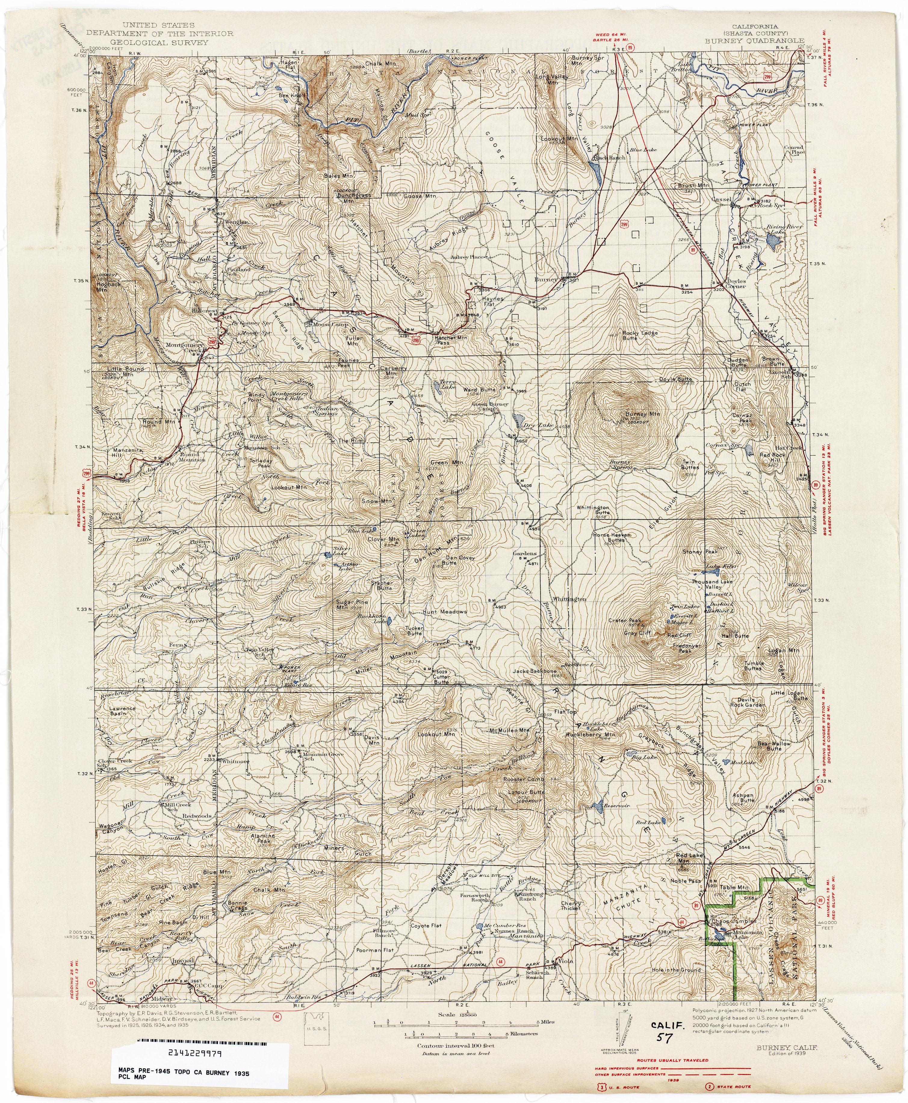 california topographic maps perry castaà eda map collection ut