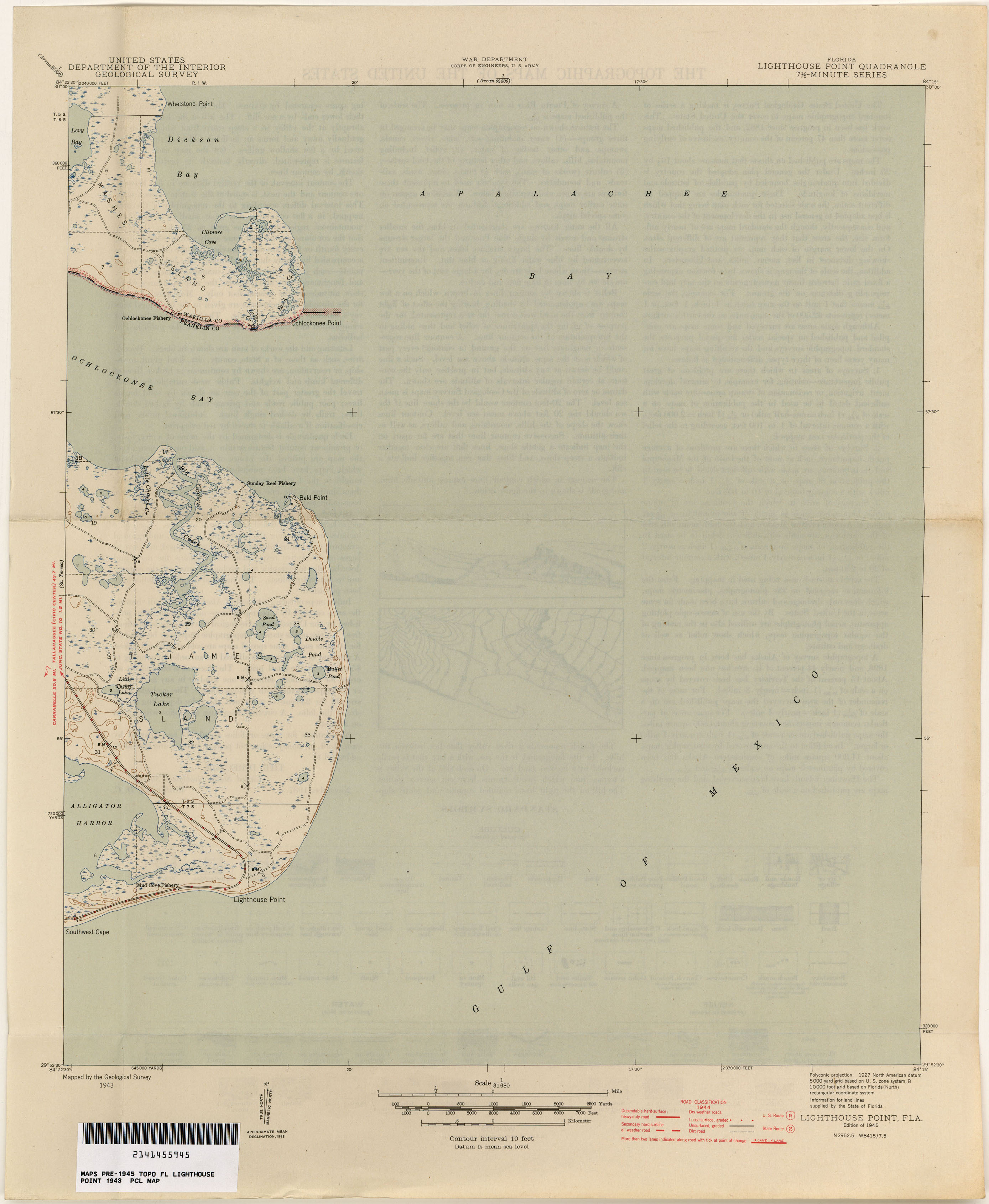 Florida Historical Topographic Maps Perry Castaneda Map Collection