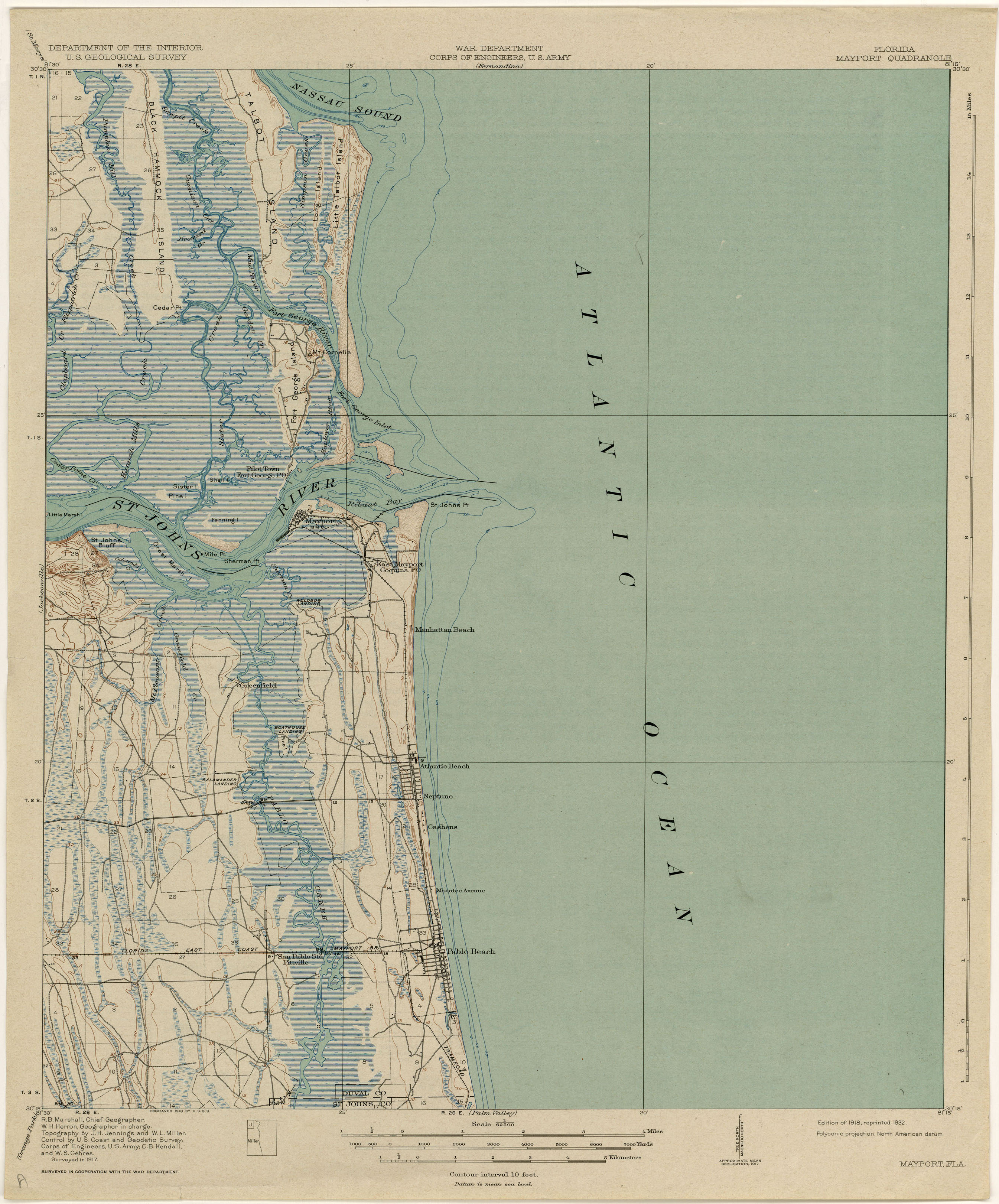 Topo Map Florida.Florida Historical Topographic Maps Perry Castaneda Map Collection