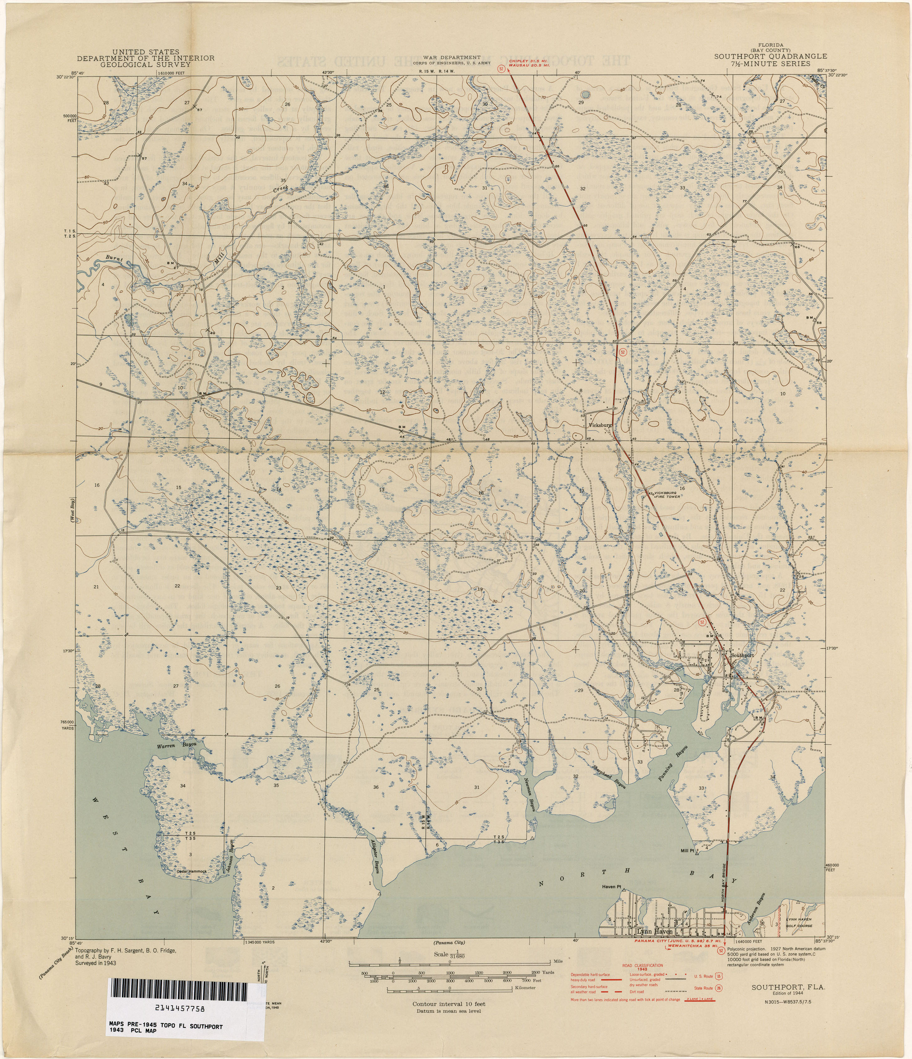 Detail Map Of Florida.Florida Historical Topographic Maps Perry Castaneda Map Collection