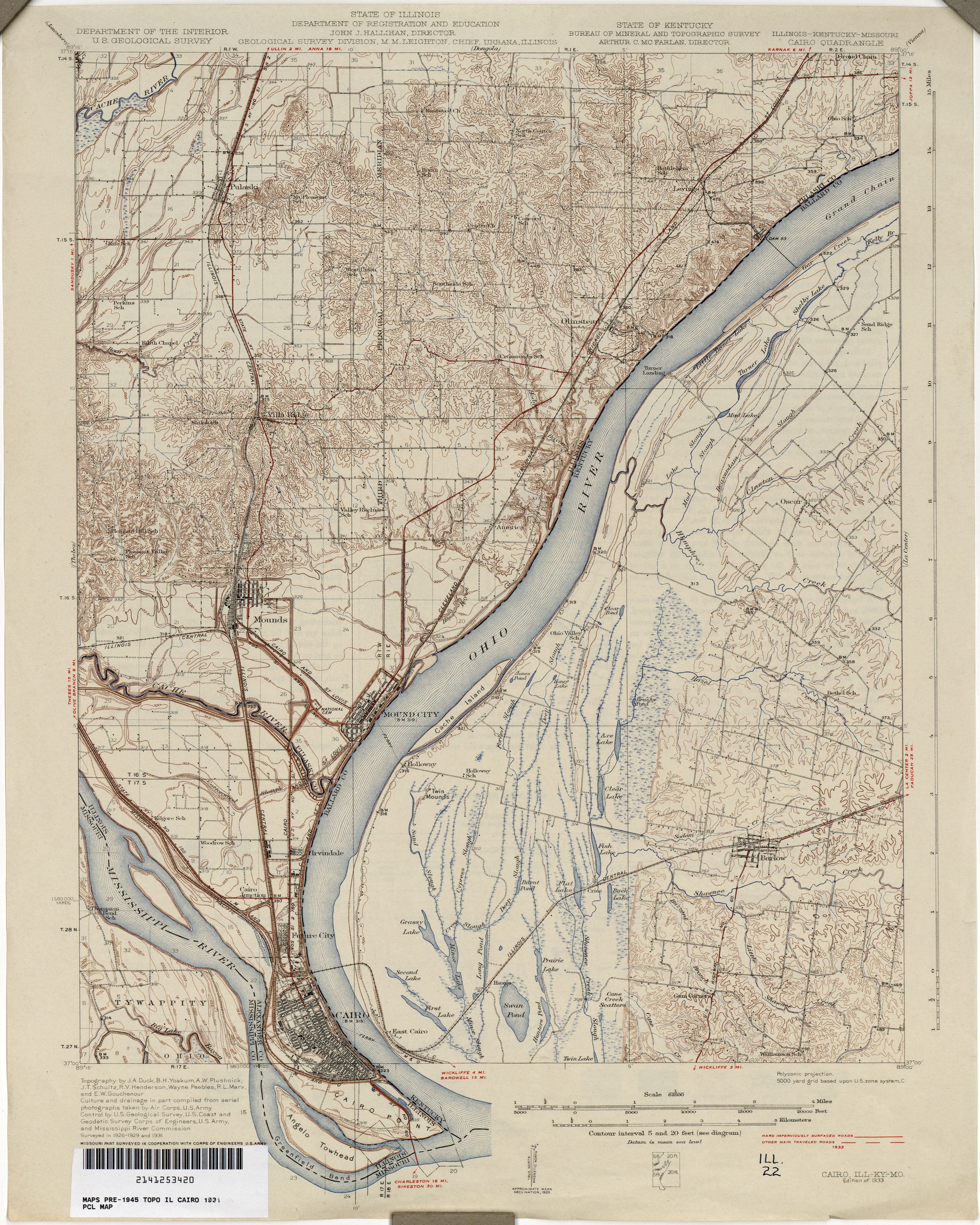 Illinois Historical Topographic Maps - Perry-Castañeda Map ... on illinois state map missouri, map of streets in hannibal, map downtown hannibal,