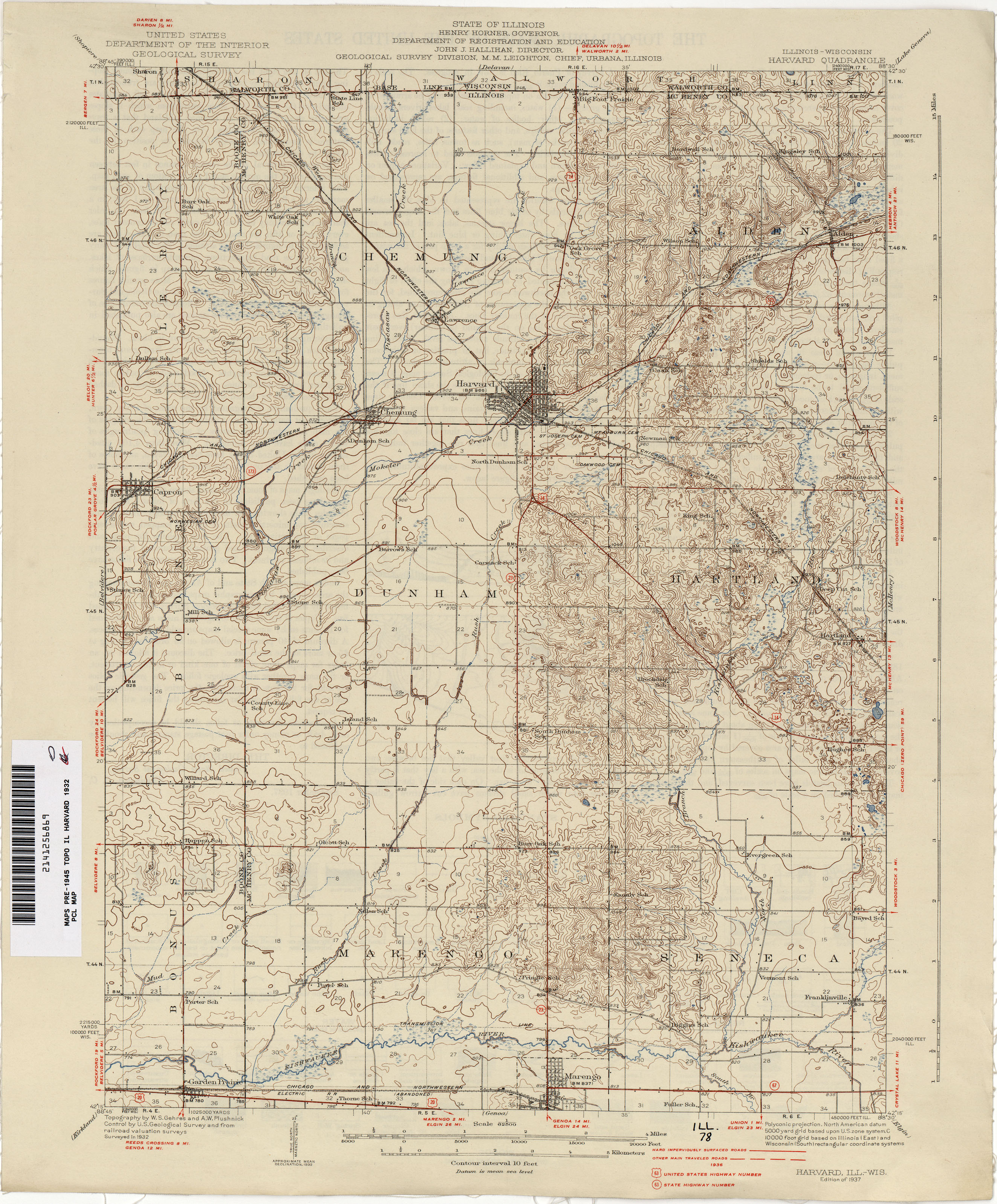 Illinois Historical Topographic Maps PerryCastañeda Map - Us geological topographic maps