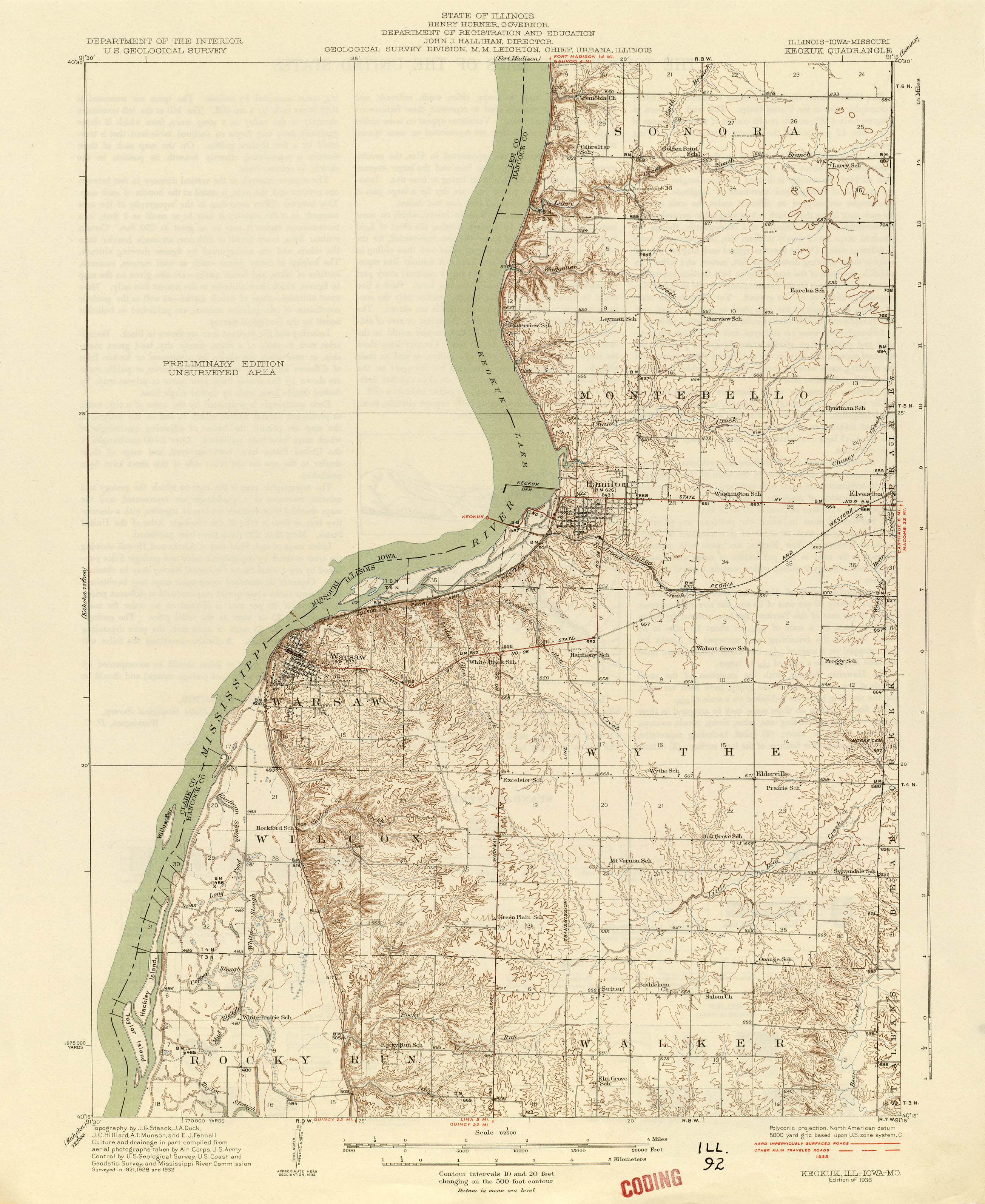 Salem Iowa Map.Iowa Historical Topographic Maps Perry Castaneda Map Collection