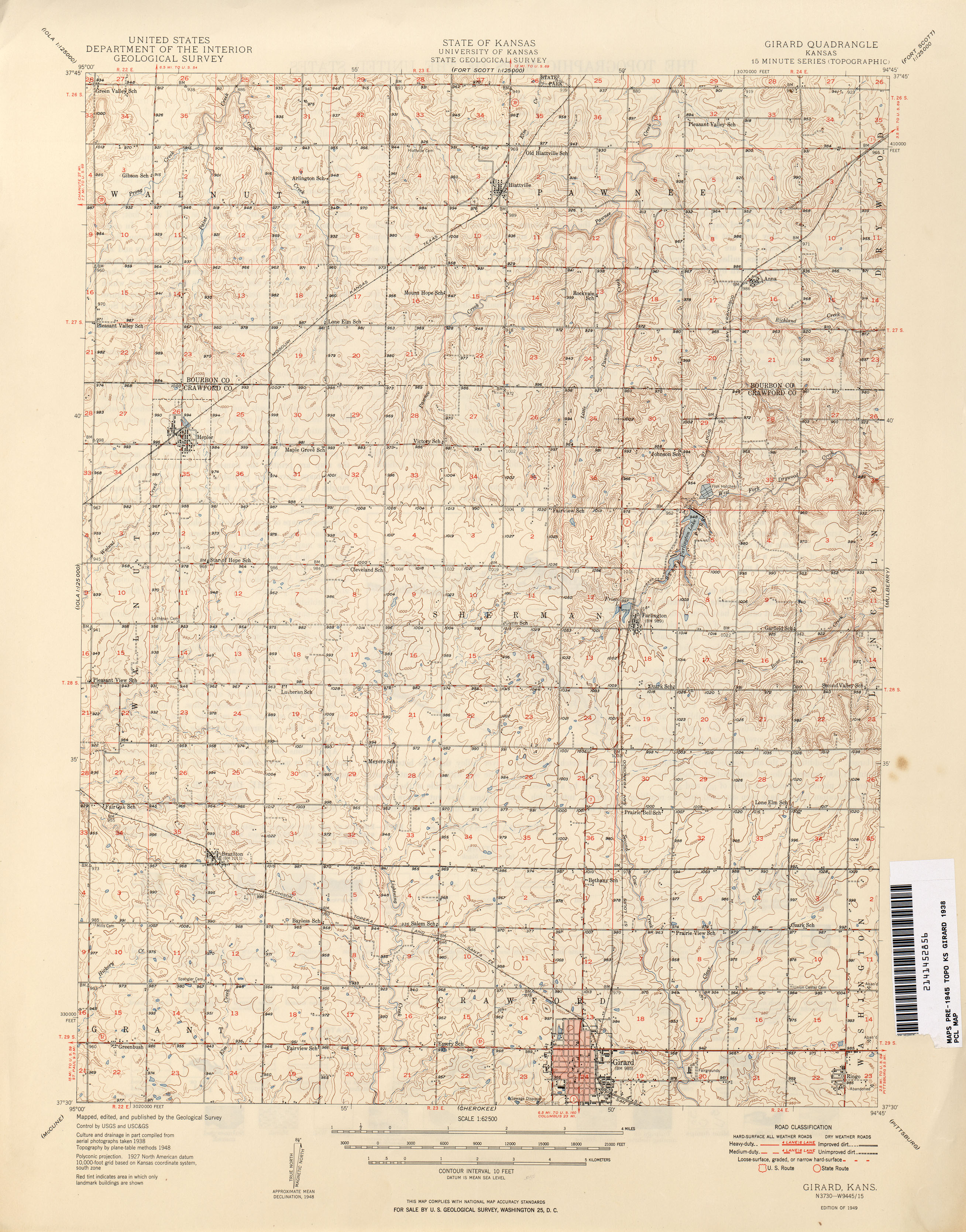Kansas Historical Topographic Maps - Perry-Castañeda Map Collection on small kansas town map, atlas road map, indiana road map, lawrence kansas road map, md road map, mo road map, idaho road map, current road conditions kansas map, kc road map, kansas county map, topeka road map, km road map, kansas city road map, kansas driving map, nebraska road map, oklahoma road map, kentucky road map, wichita road map, co road map, bc british columbia road map,
