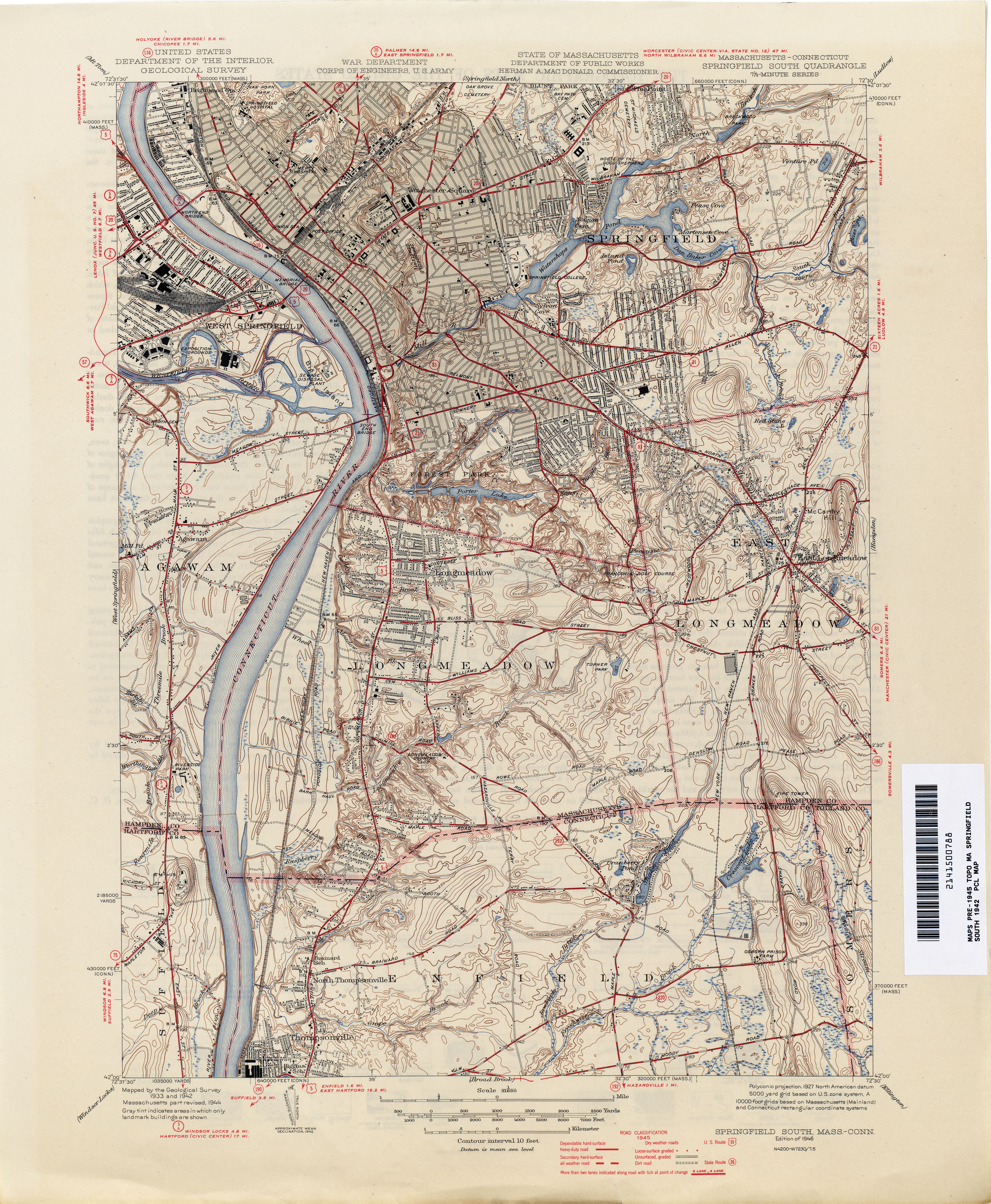 Topographic Map Game.Connecticut Historical Topographic Maps Perry Castaneda Map