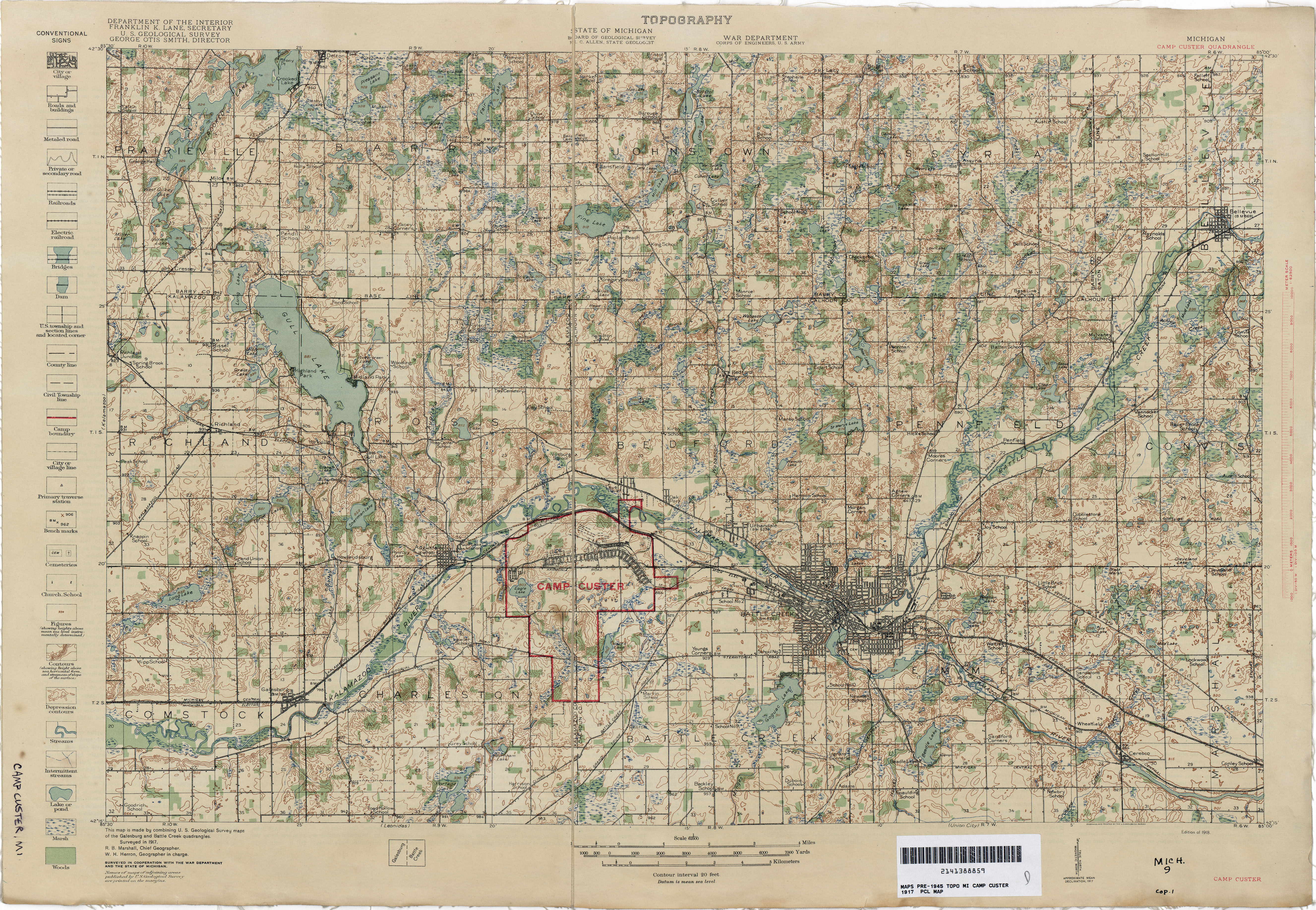 Historical topographic maps perry castaeda map collection ut michigan historical topographic maps gumiabroncs Choice Image
