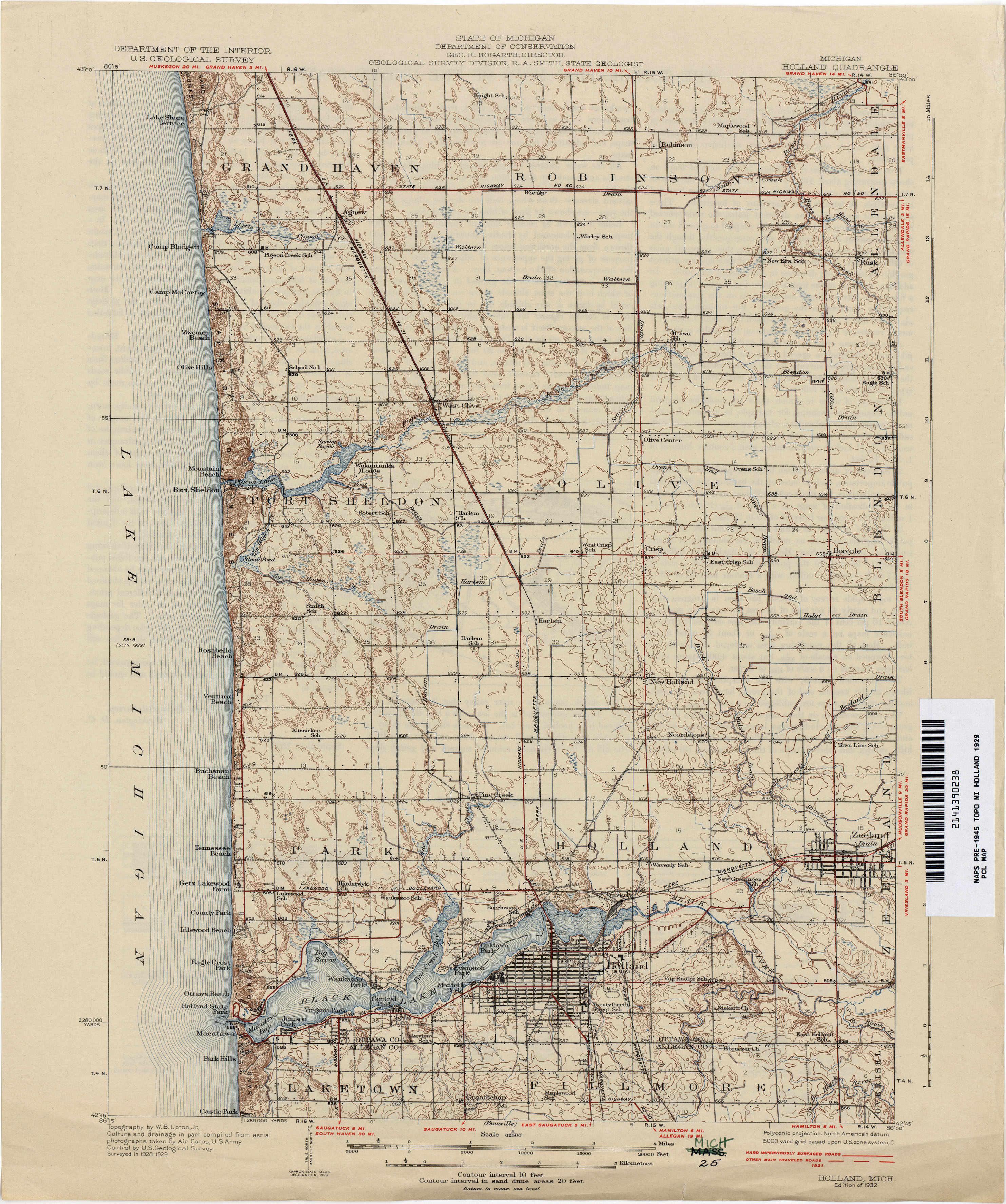 Historical Topographic Maps PerryCastañeda Map Collection UT - Mi map