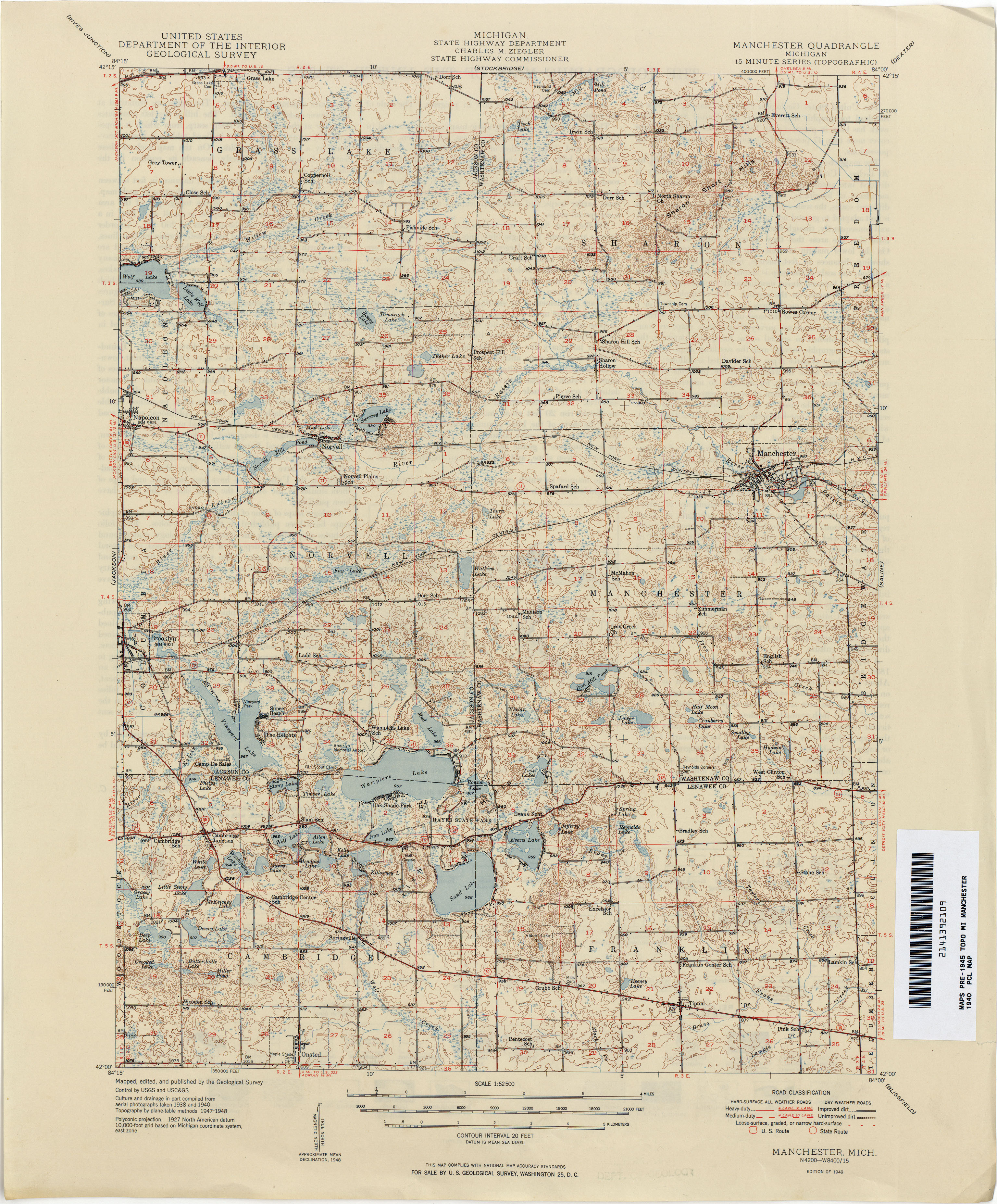Historical Topographic Maps - Perry-Castañeda Map Collection