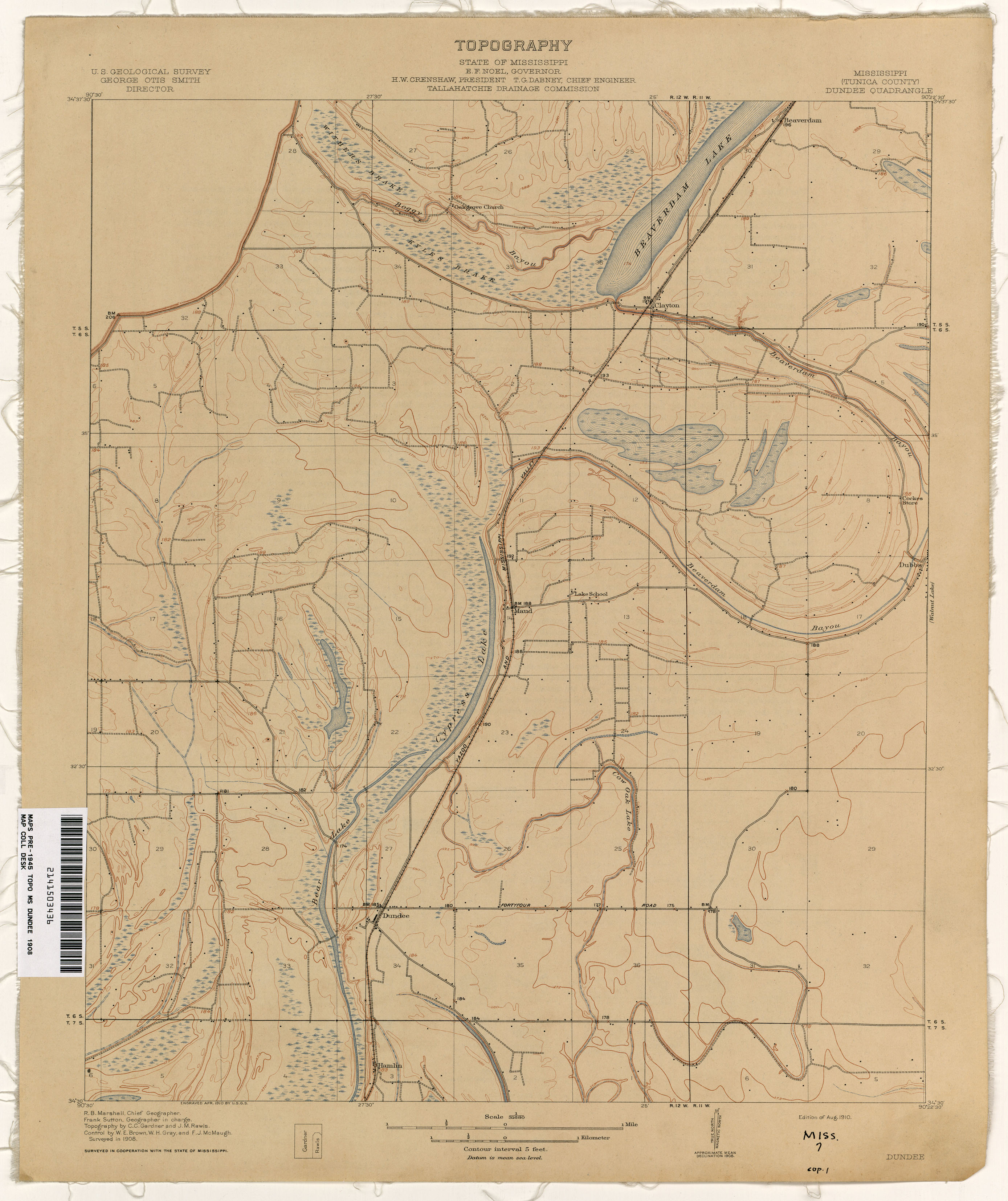 Mississippi tunica county dundee -  Dundee