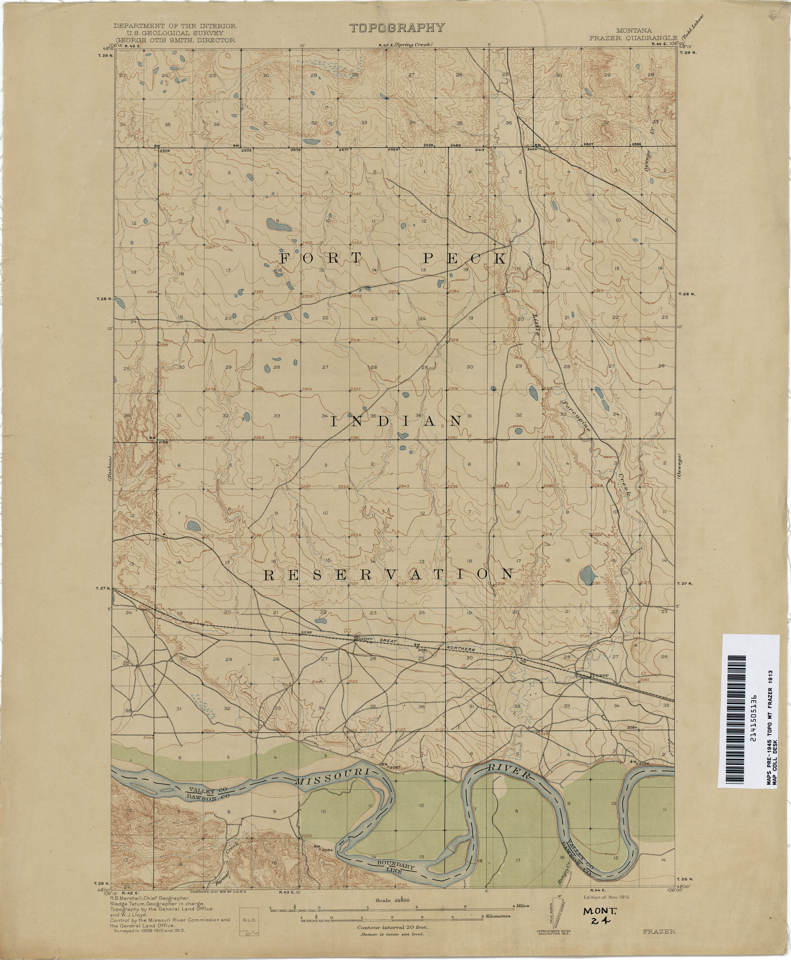 Marysville Michigan Map.Montana Topographic Maps Perry Castaneda Map Collection Ut