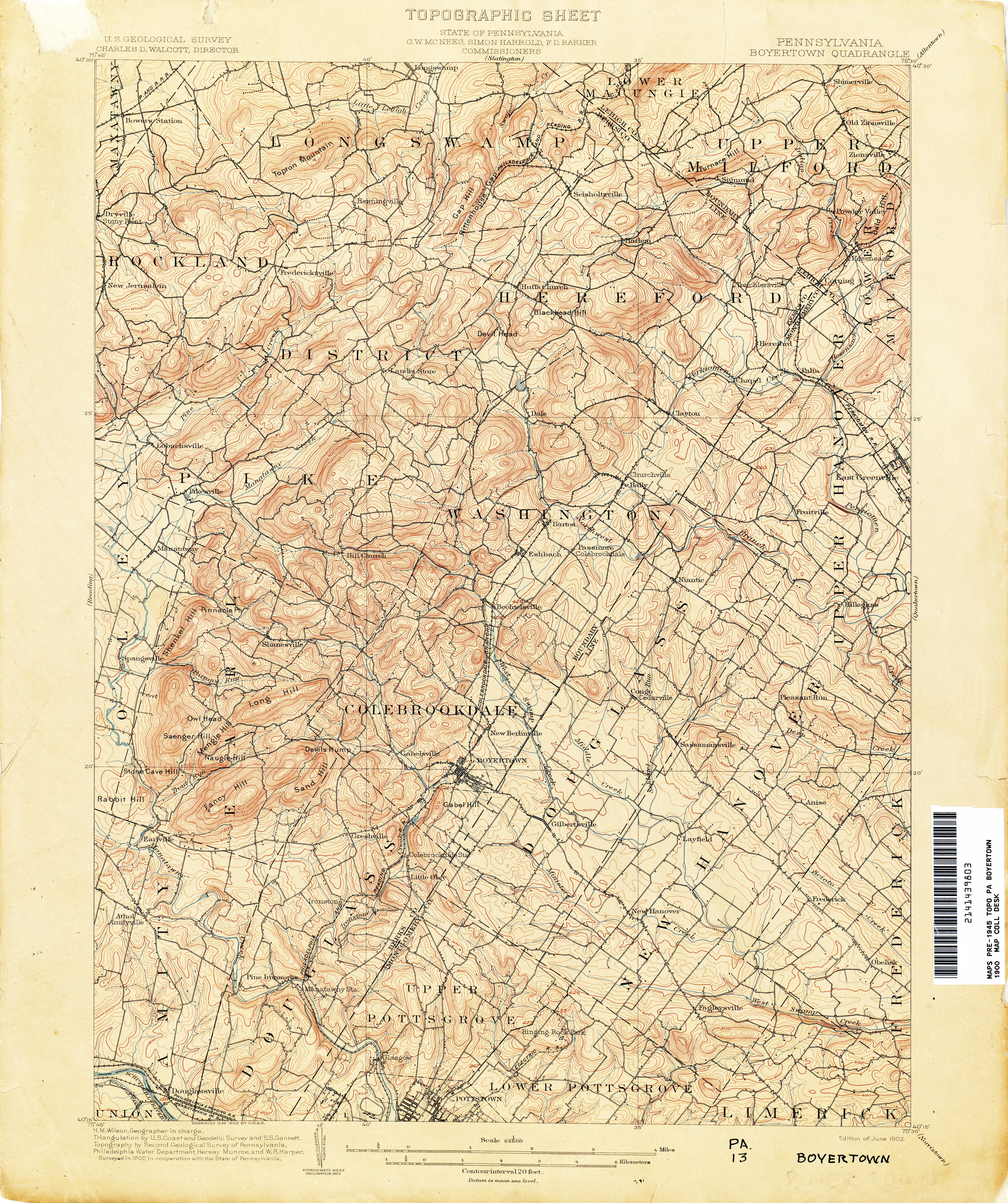 Norristown Pa Zip Code Map.Pennsylvania Historical Topographic Maps Perry Castaneda Map