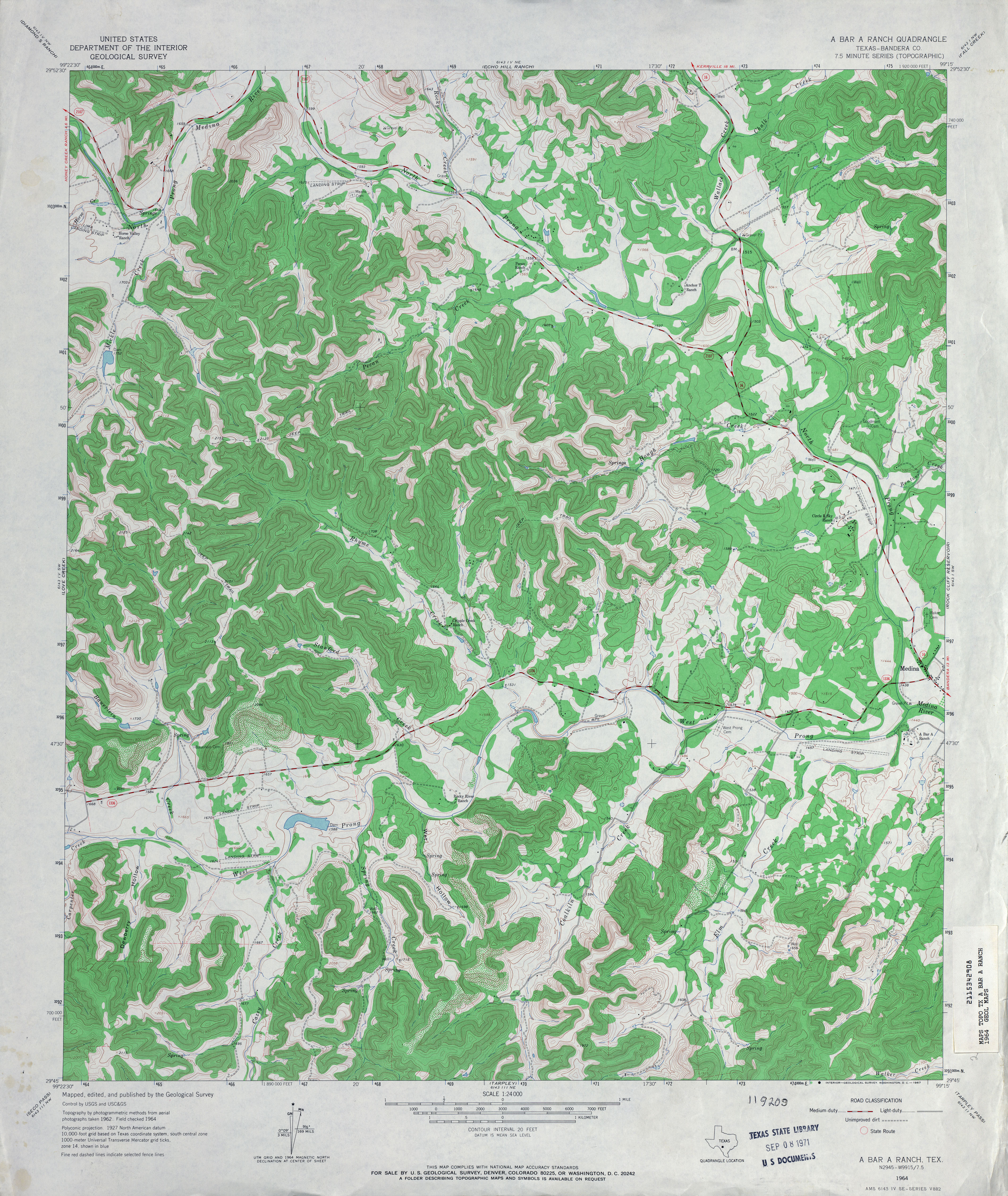 Texas Topographic Maps PerryCastañeda Map Collection UT - Us geological topographic maps