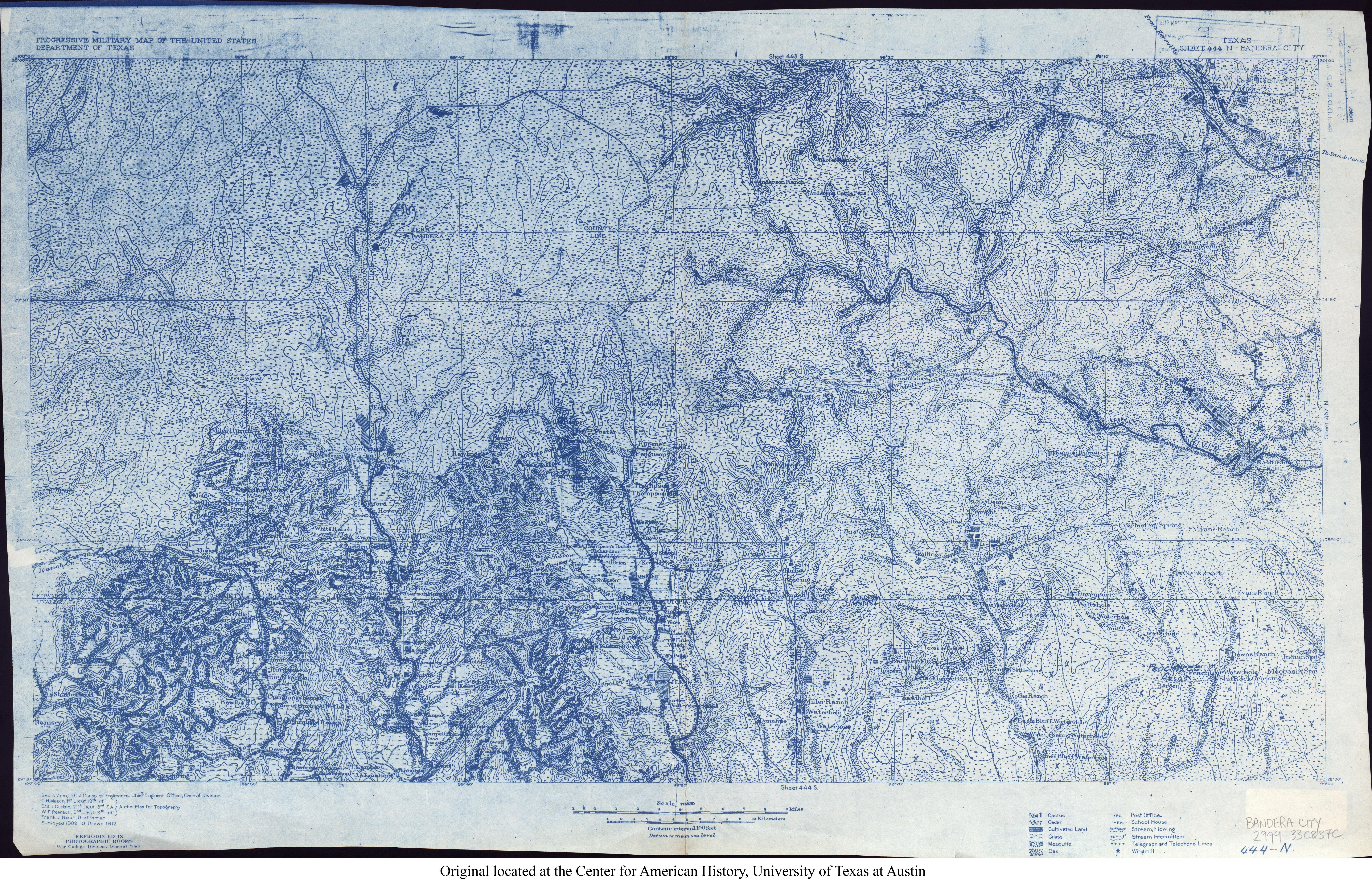 Worksheet. Texas Topographic Maps  PerryCastaeda Map Collection  UT