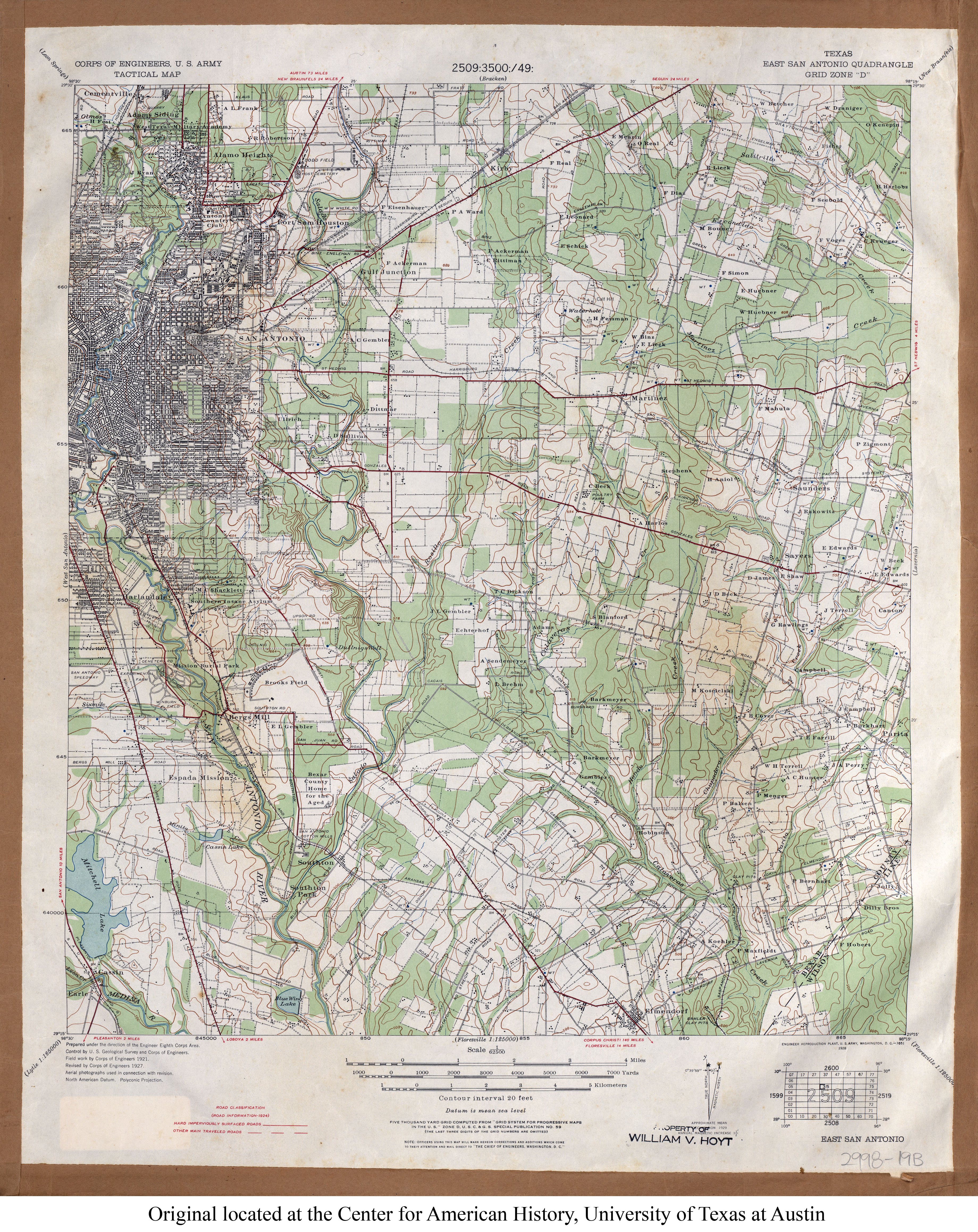 Texas Topographic Maps PerryCastañeda Map Collection UT - Map of egypt texas