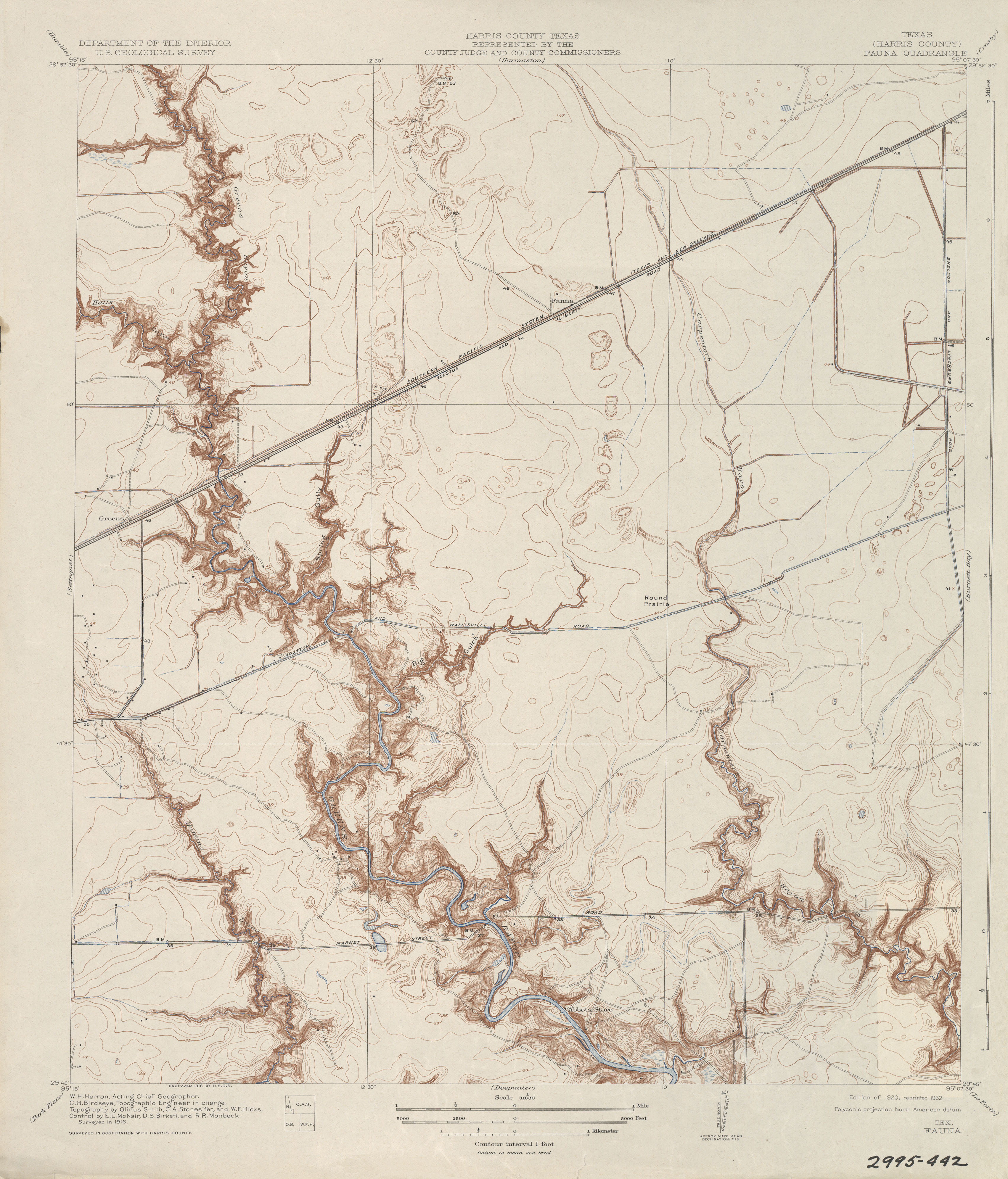 Texas Topographic Maps   Perry Castañeda Map Collection   UT