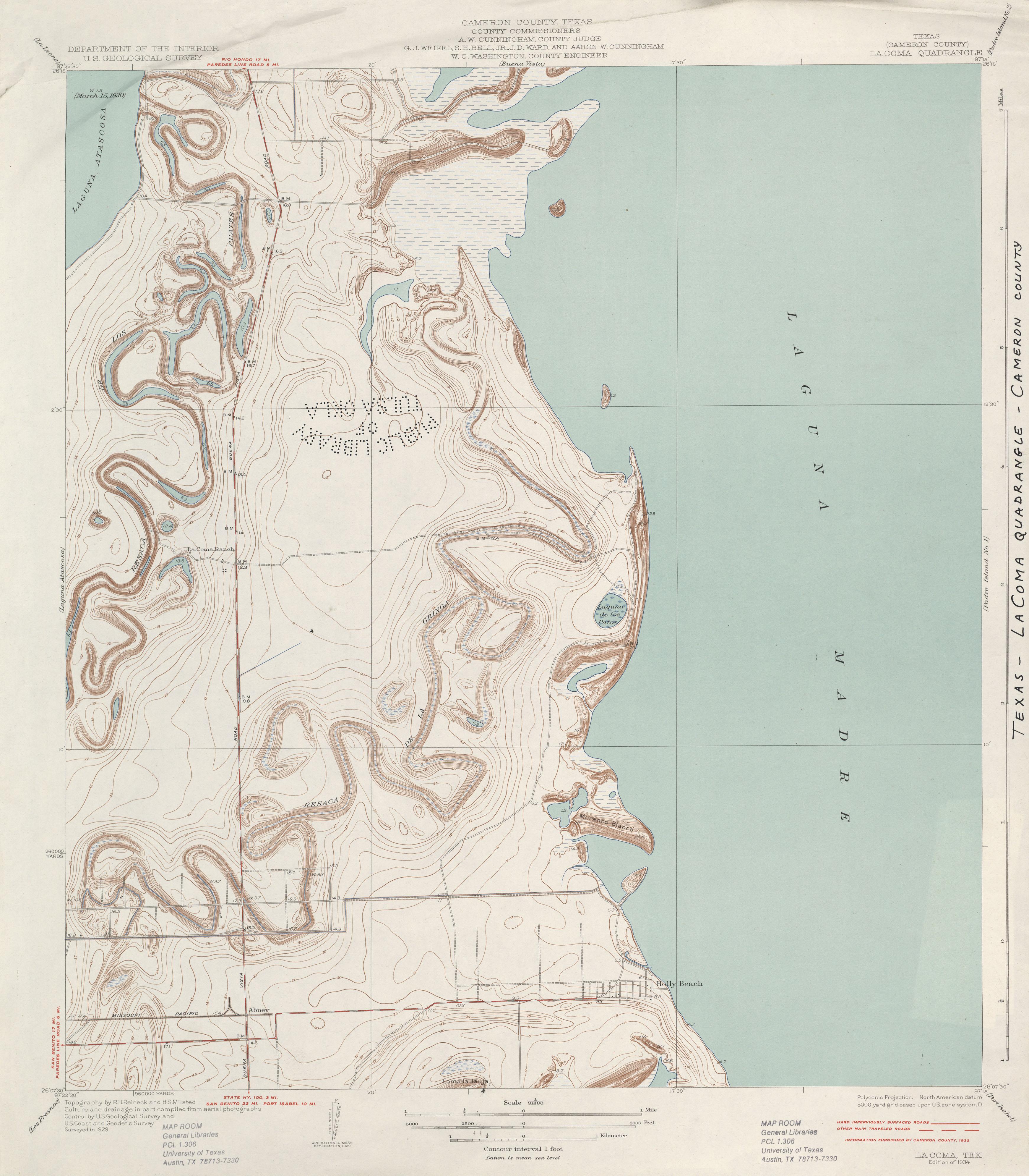 Texas Topographic Maps PerryCastañeda Map Collection UT - Us quad maps