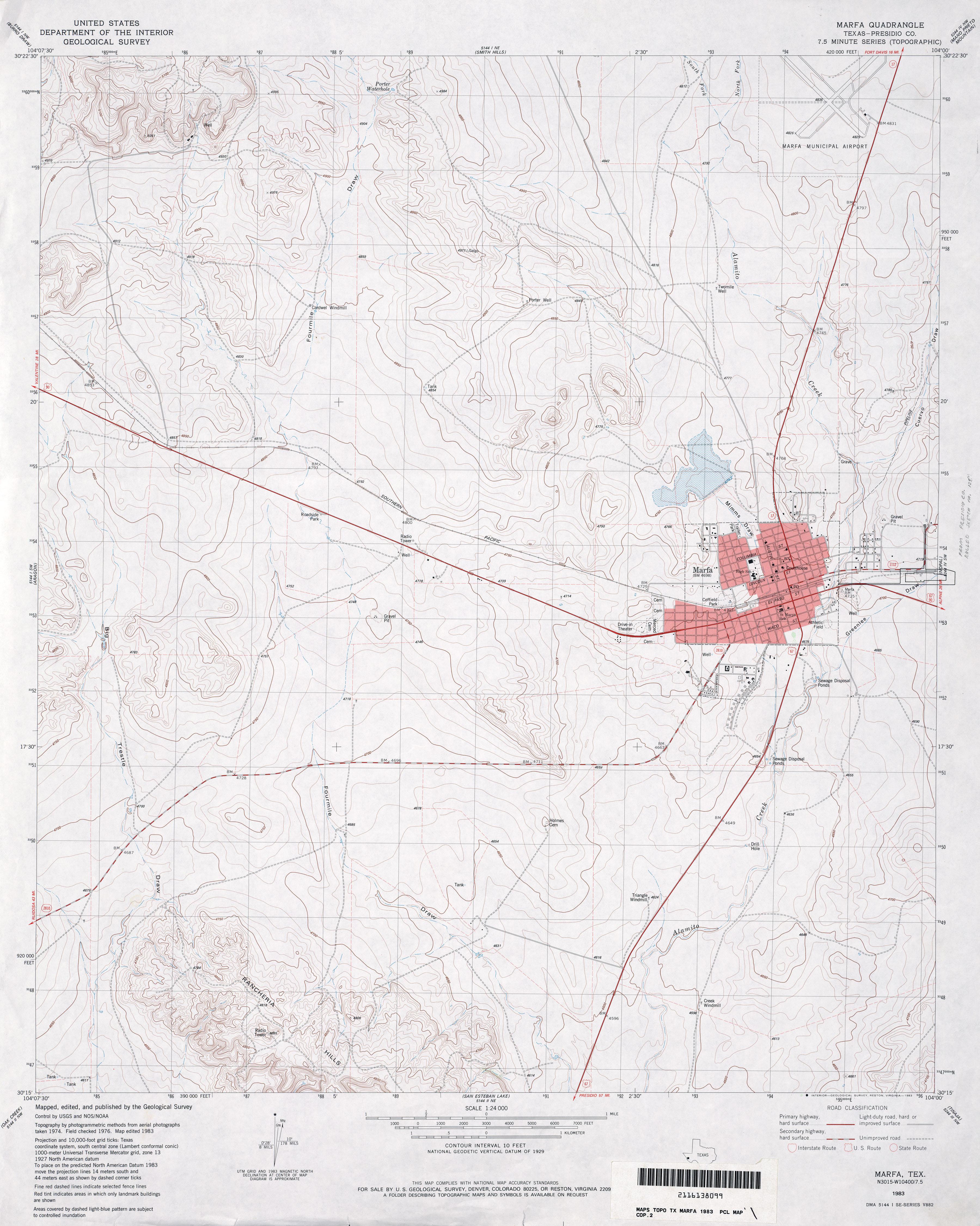 Texas Topographic Maps PerryCastañeda Map Collection UT - Map of colorado river in texas