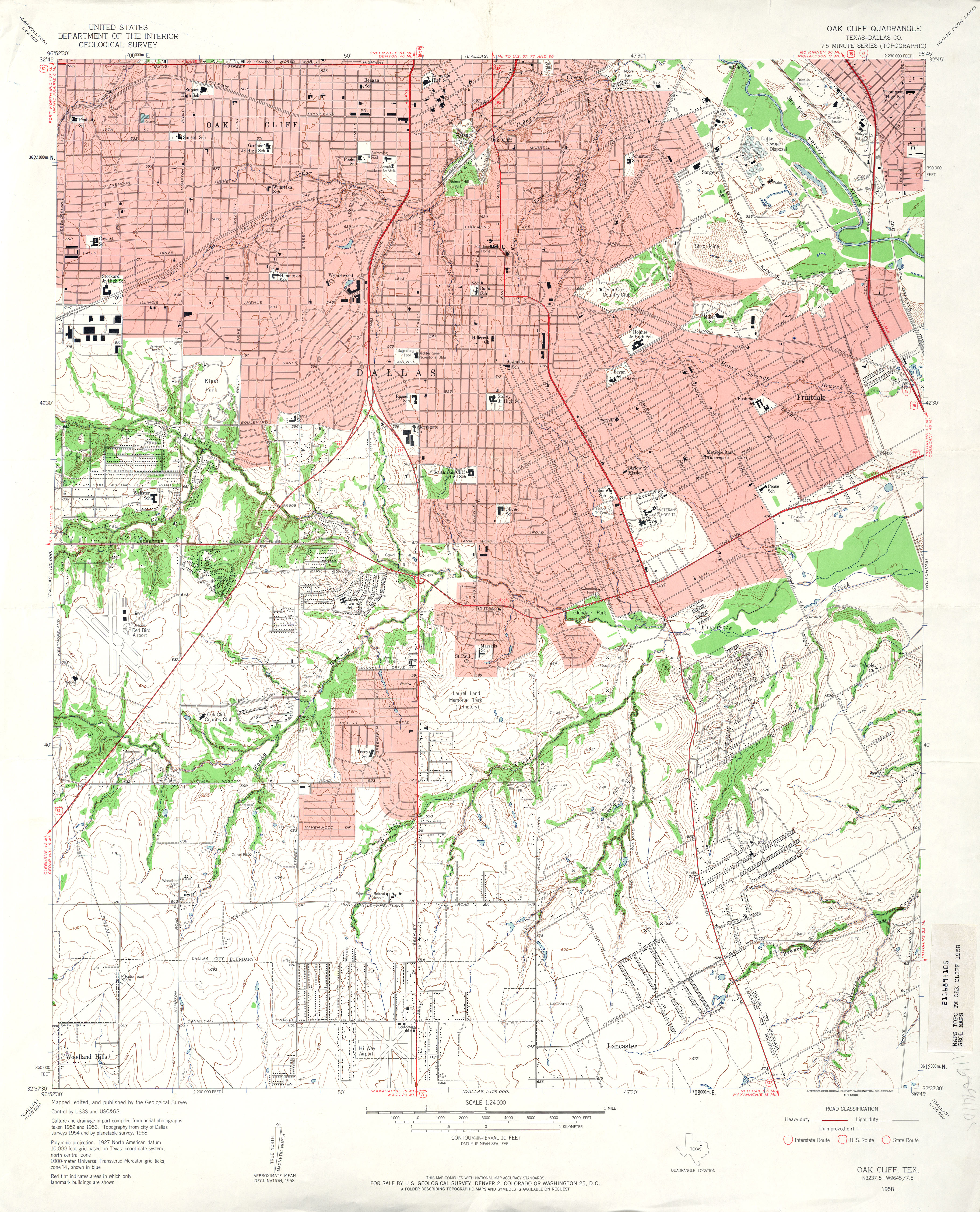 Cliff Topographic Map.Texas Topographic Maps Perry Castaneda Map Collection Ut Library