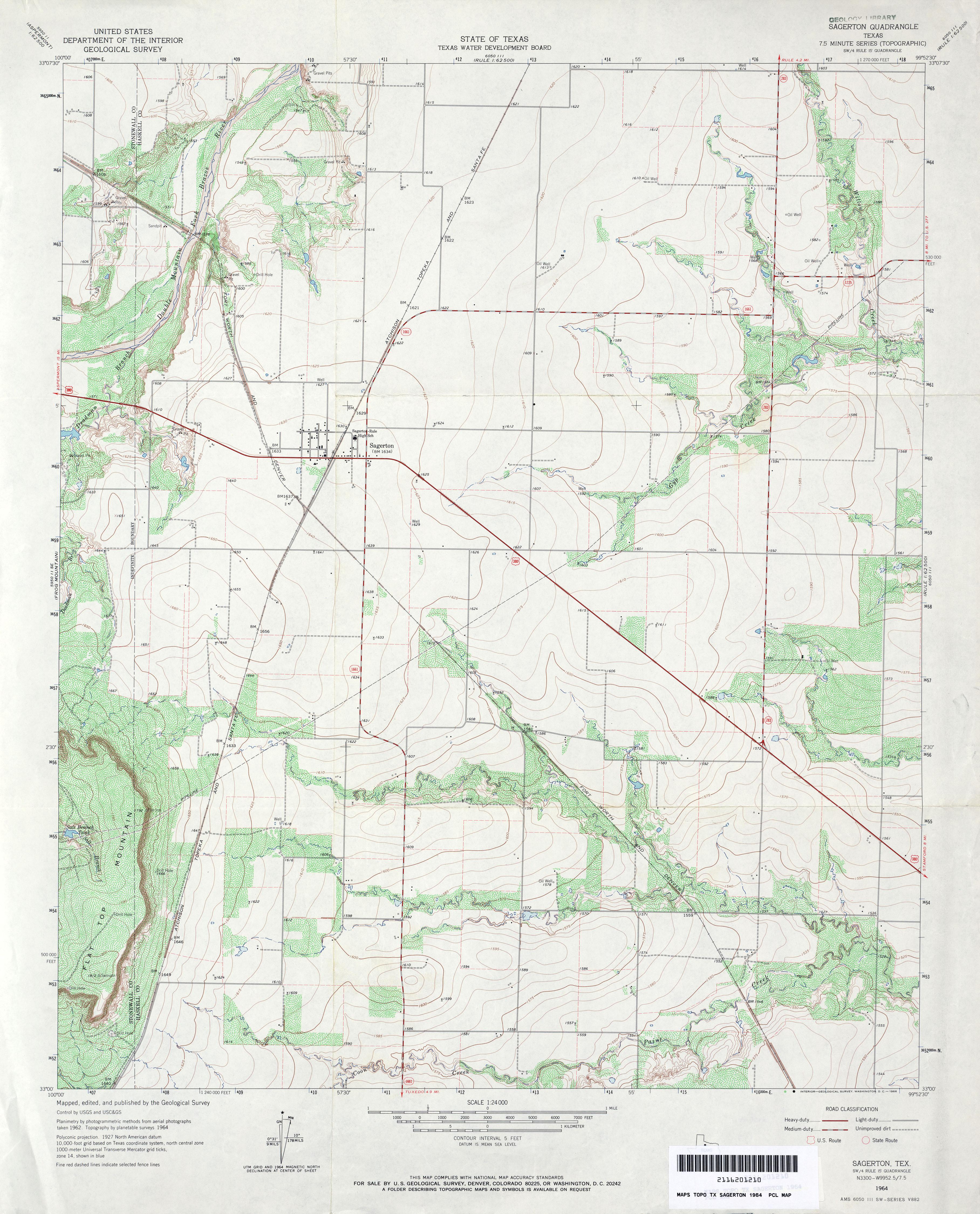 Texas Topographic Maps PerryCastañeda Map Collection UT - Map ot texas