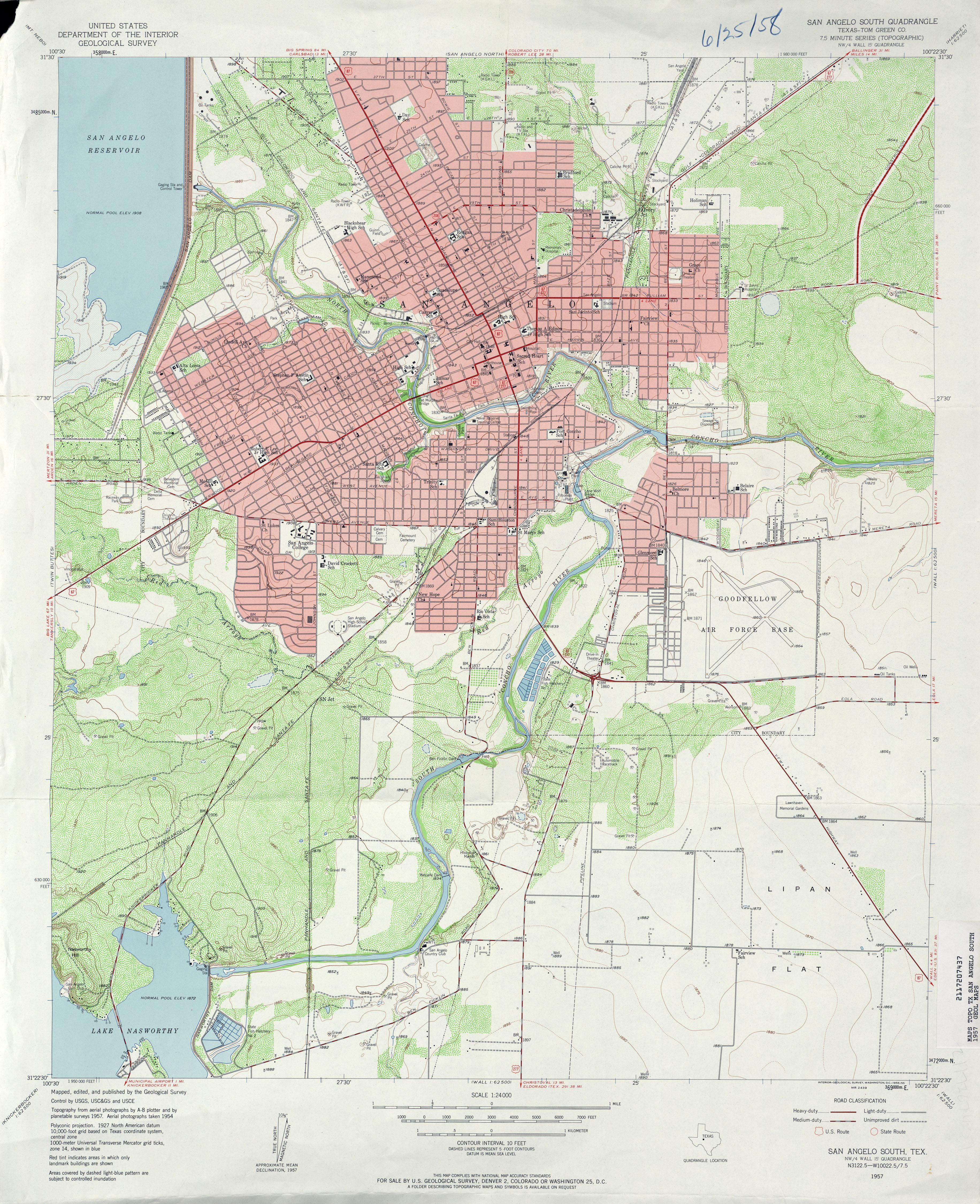 Texas Topographic Maps - Perry-Castañeda Map Collection - UT ... on map austin houston, map austin texas, map austin round rock,