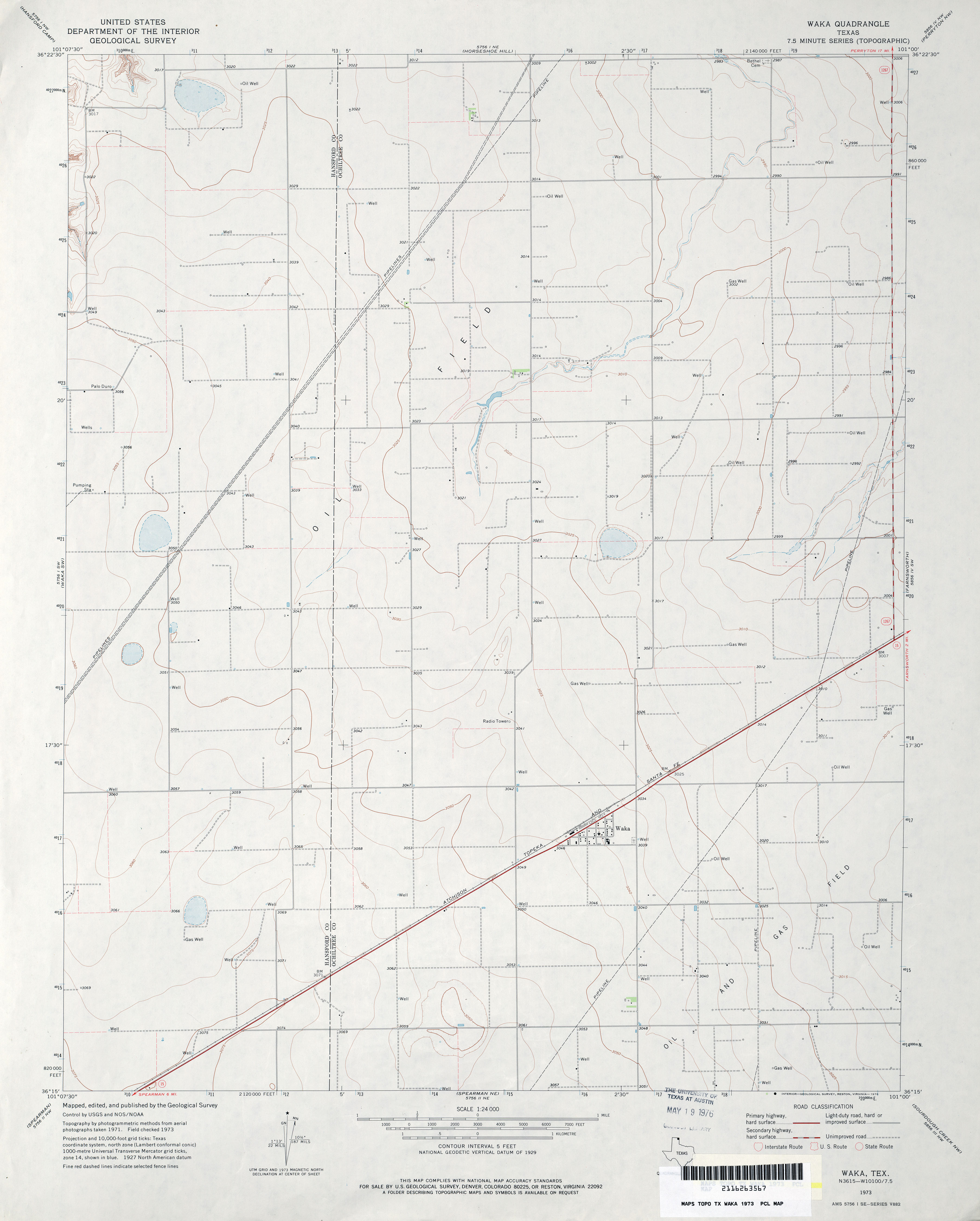 Texas topographic maps perry castaeda map collection ut waka pooptronica Image collections