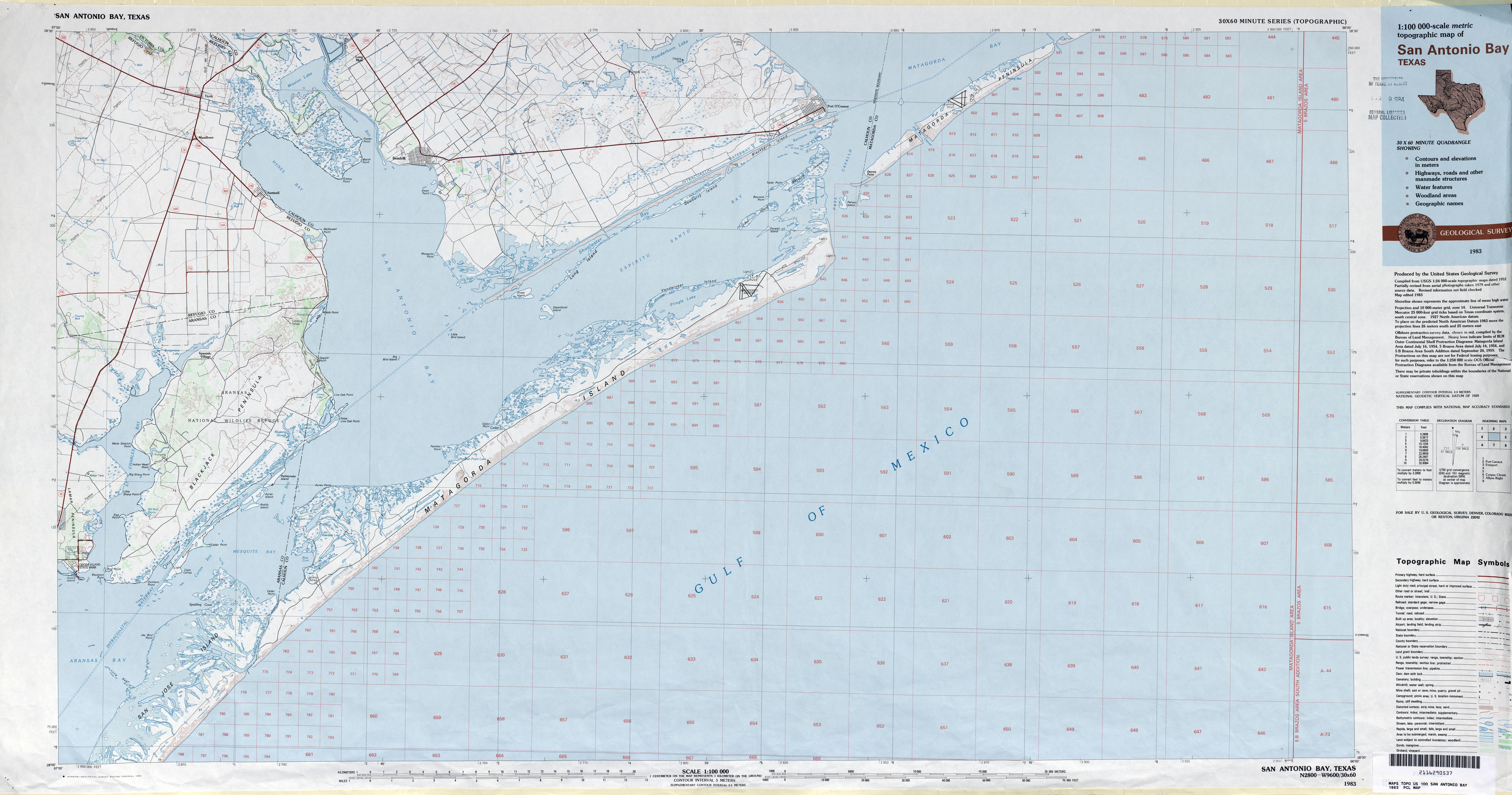 Texas Topographic Maps PerryCastañeda Map Collection UT - Map of us san antonio
