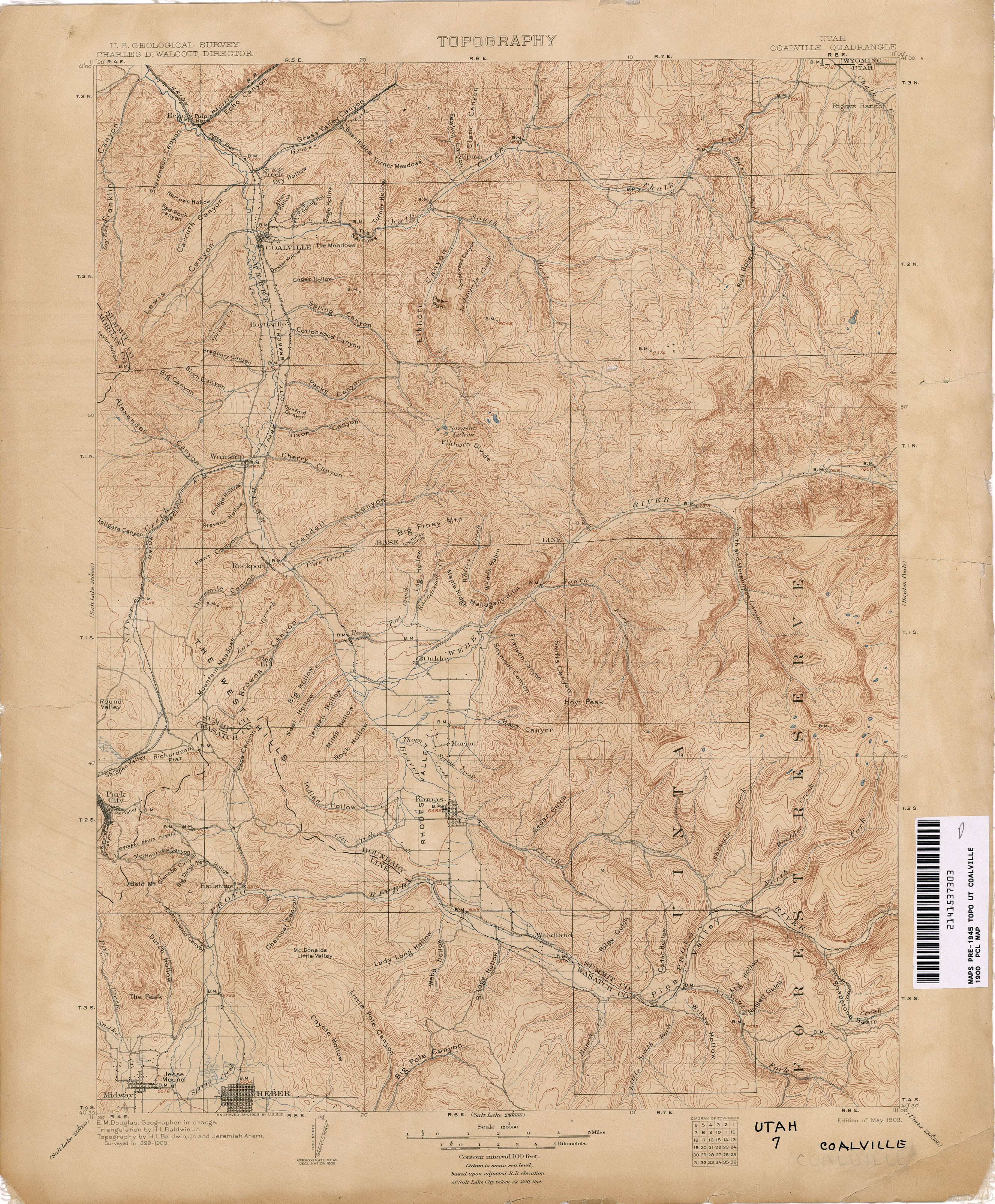 Jensen Utah Map.Utah Historical Topographic Maps Perry Castaneda Map Collection