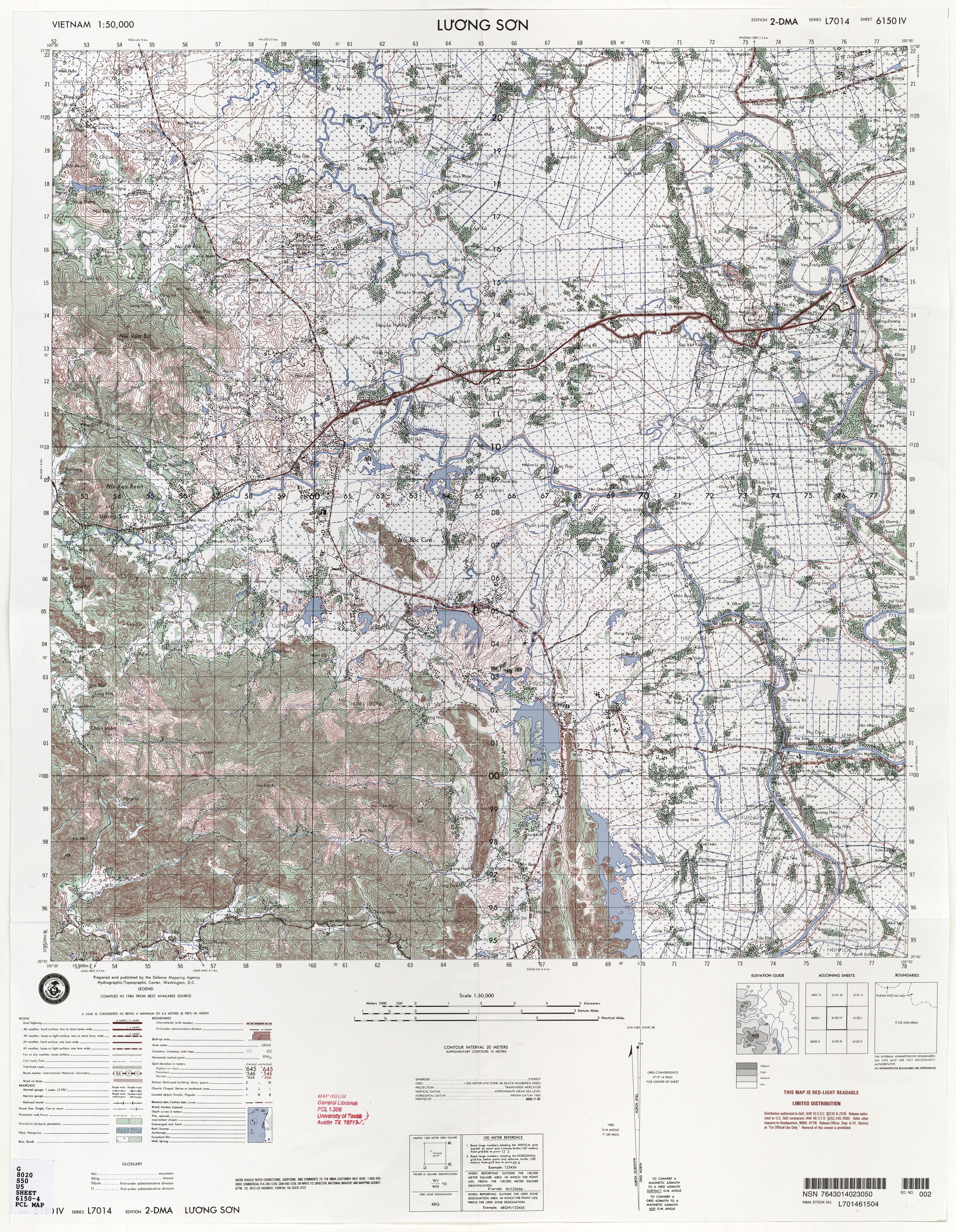 1 50 000 U S Defense Mapping Agency 1984 9 6mb Jpeg