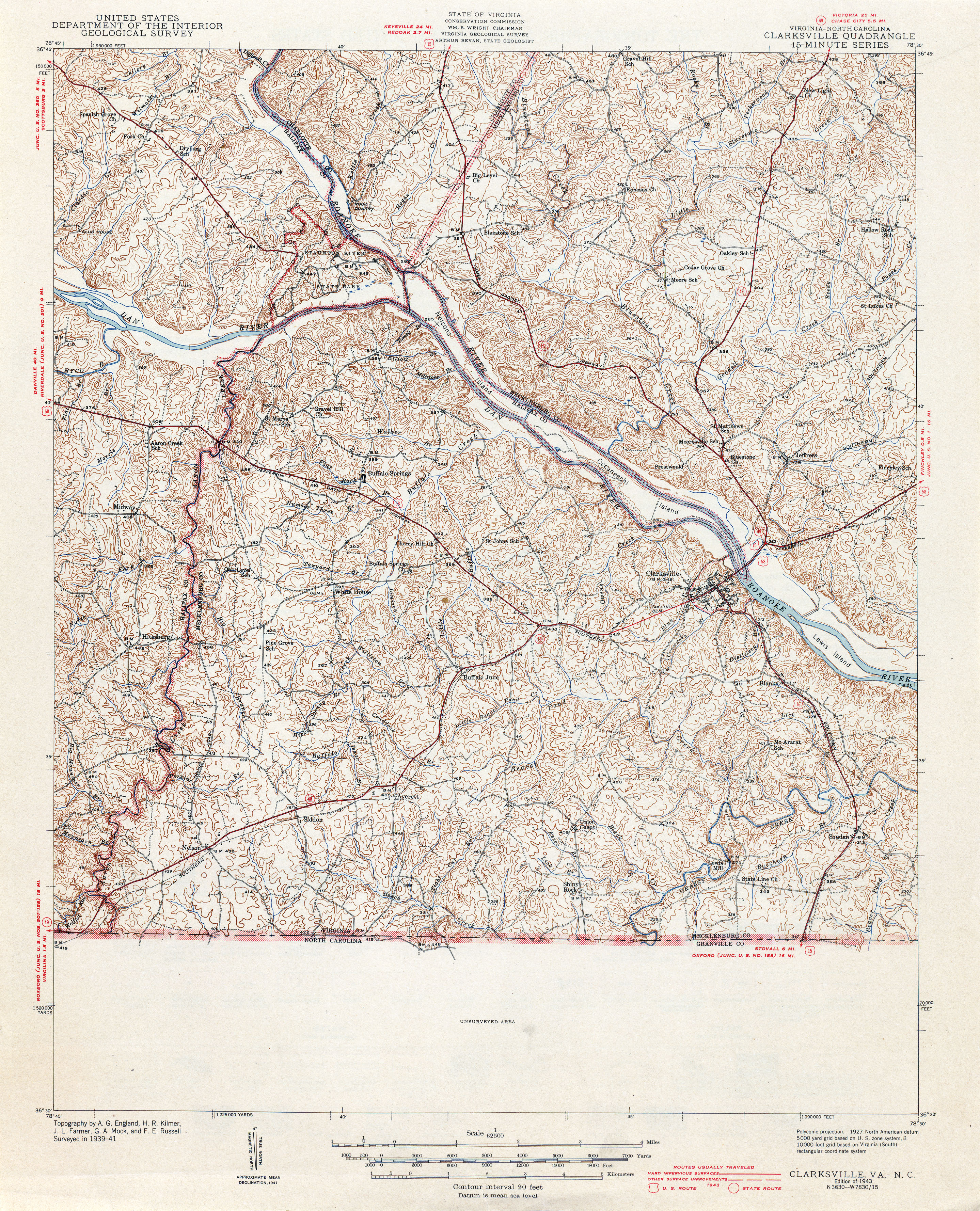 North Carolina Historical Topographic Maps PerryCastañeda Map - Us geological topographic maps