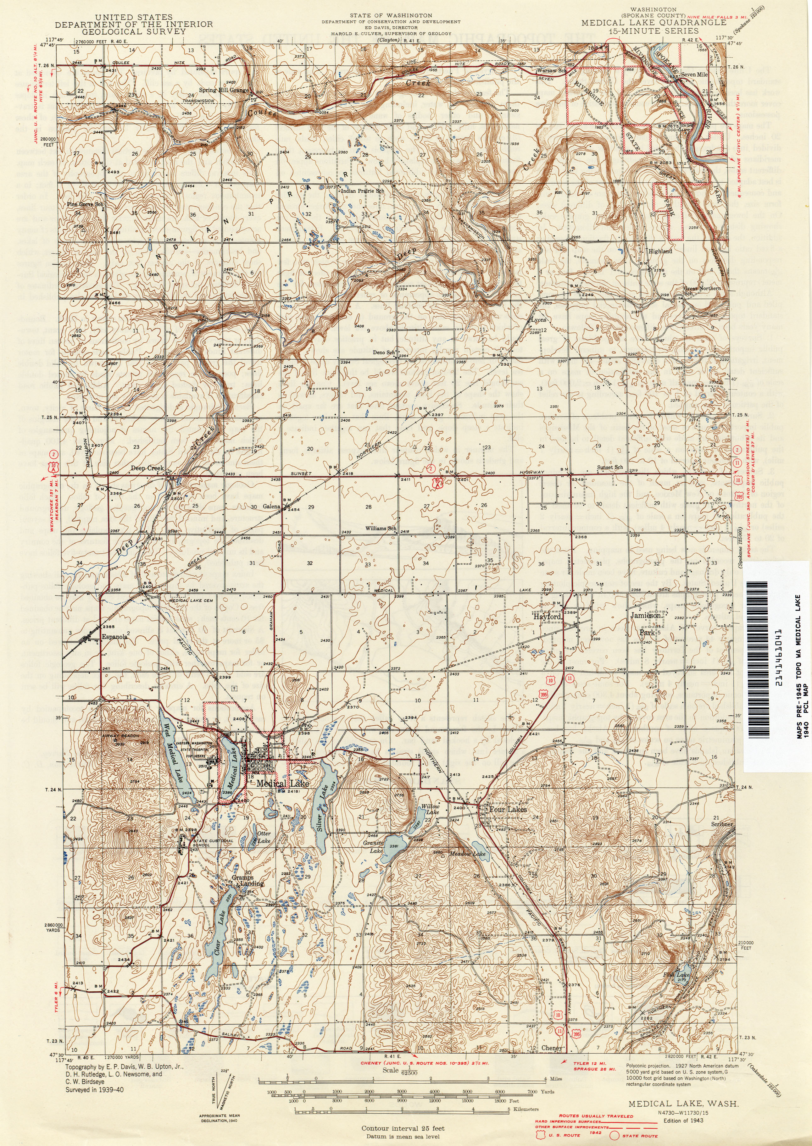 Washington Historical Topographic Maps - Perry-Castañeda Map ... on us map of united states with major cities, us map eastern canada, us map with cities and mountains, us map guam, us map with states labeled, us map 1776, us map rivers and lakes, us map by state, us map midwest united states, us map of the united states, us map northeastern united states, us map world, us map 1860 united states,