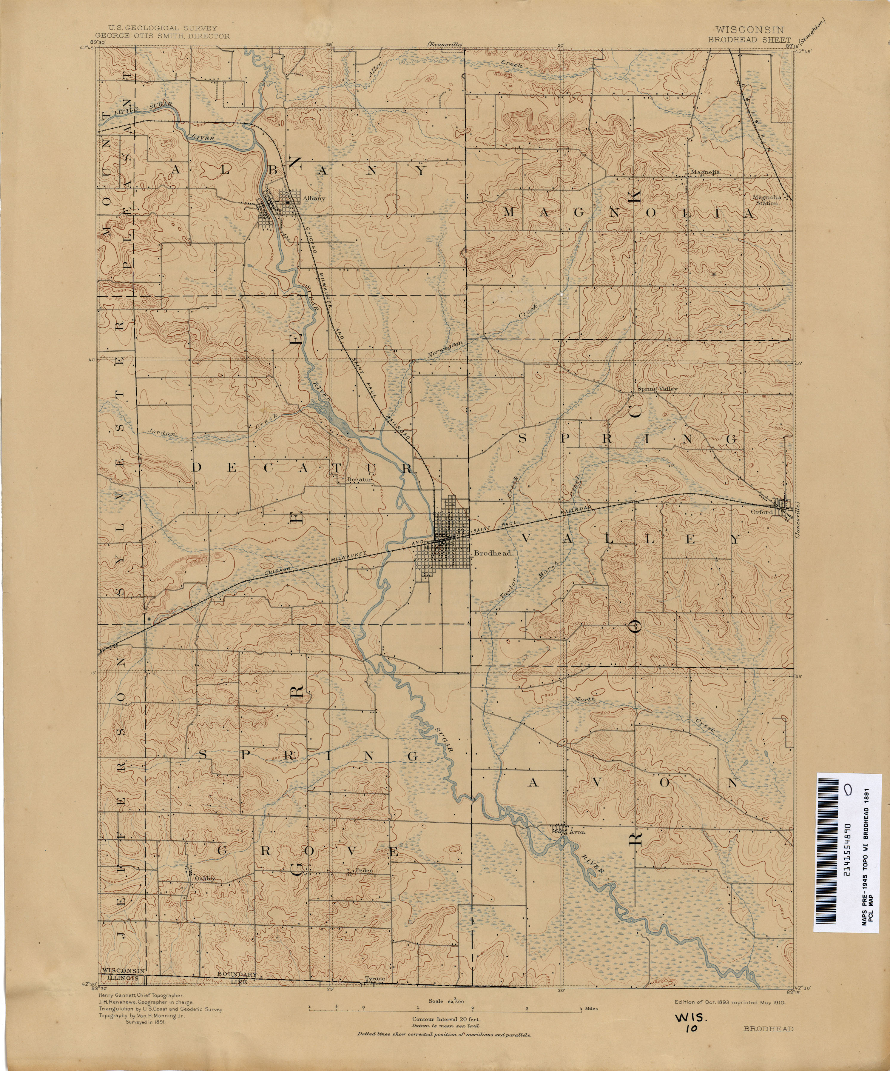 Evansville Illinois Map.Historical Topographic Maps Perry Castaneda Map Collection Ut