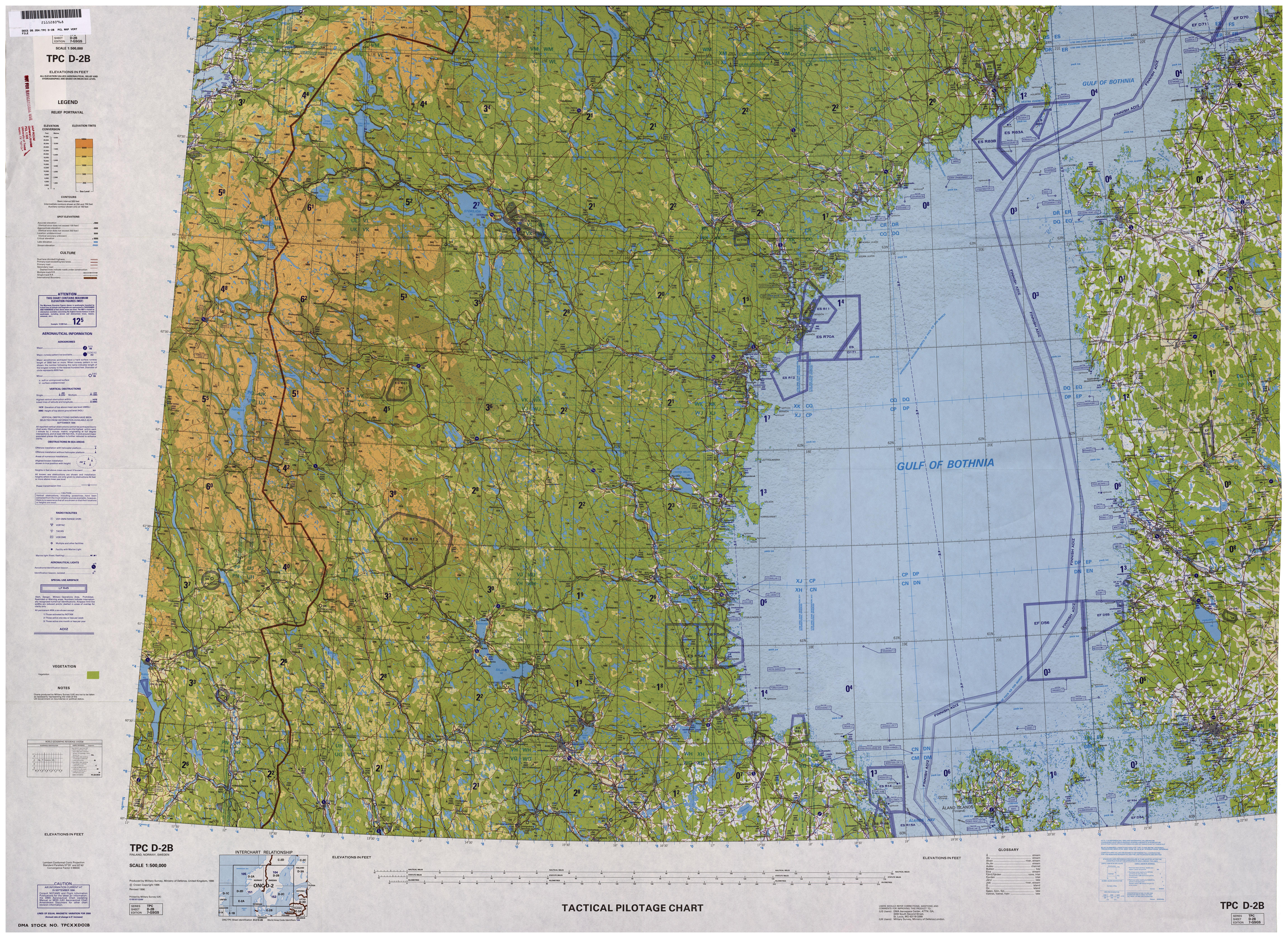 Map Showing Europe%0A     TPC D B